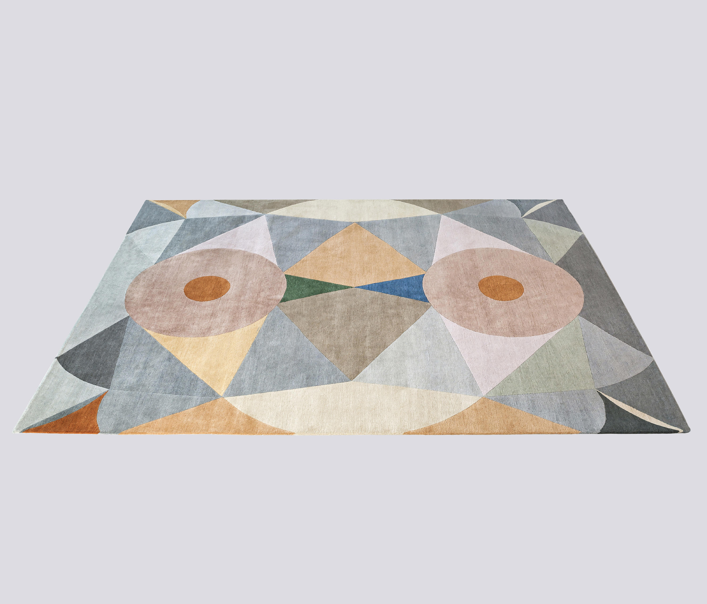 Spazio Italiano San Francisco rituale - rugs from tacchini italia | architonic