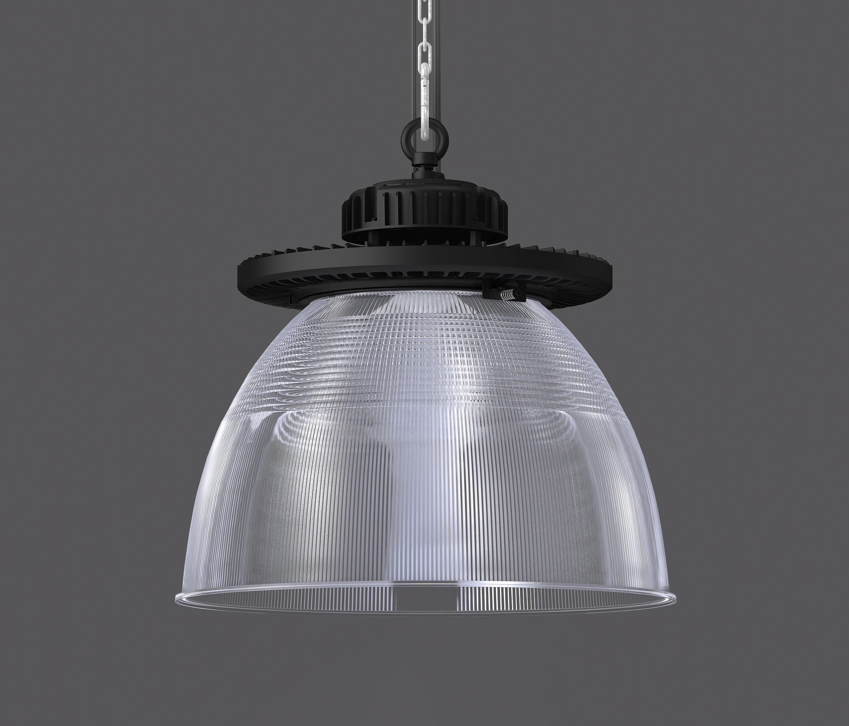 Hall Maxi Highbay Luminaires Suspended Lights