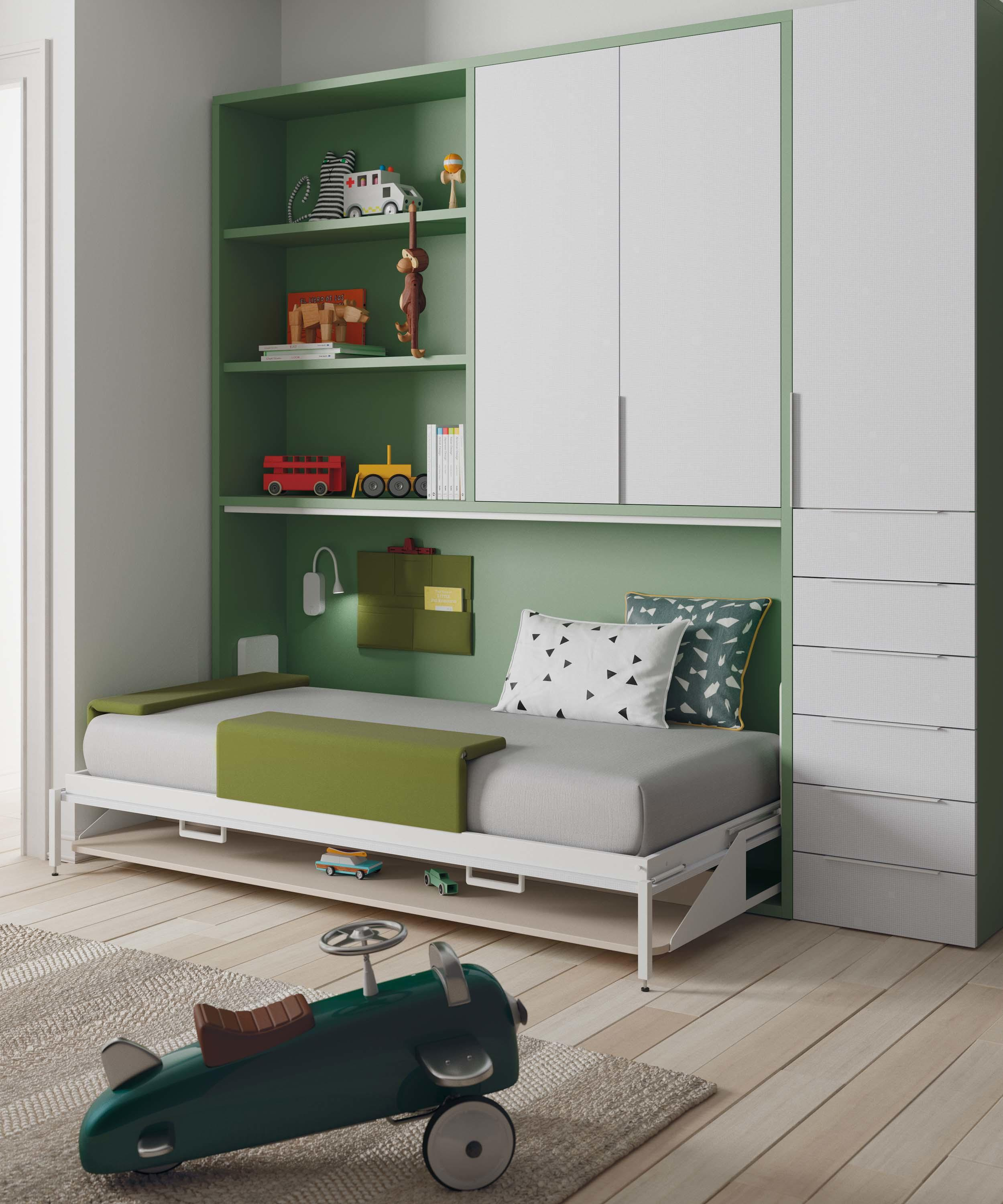 - FOLDING BED 38 - Kids Beds From JJP Muebles Architonic