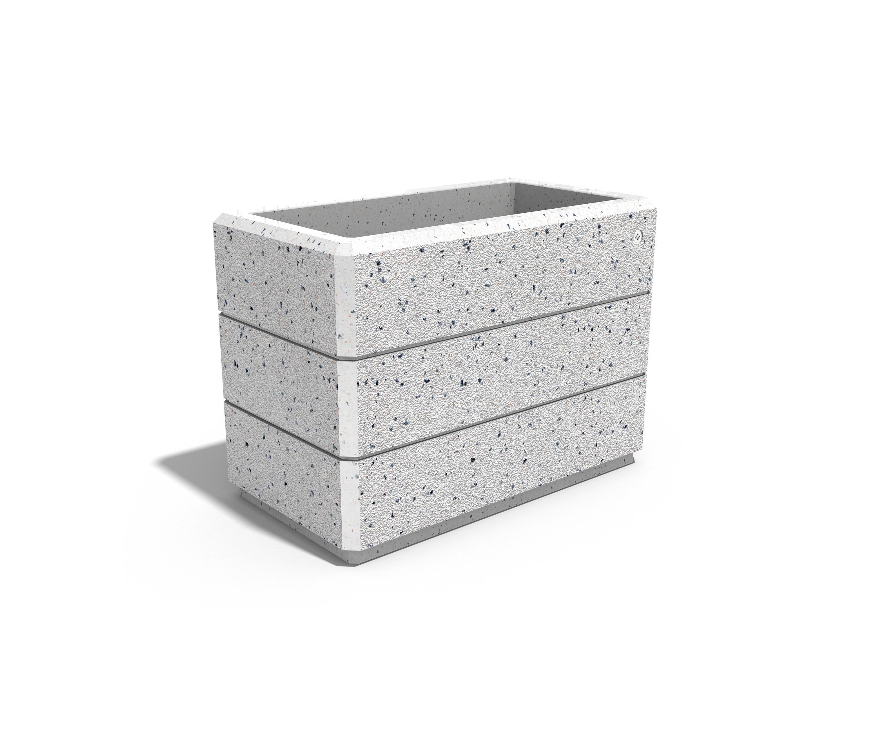Square Concrete Planter 78 Architonic