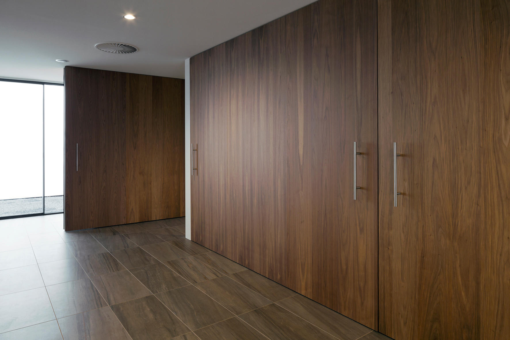System 3 Big Wooden Pivot Door Hinges From