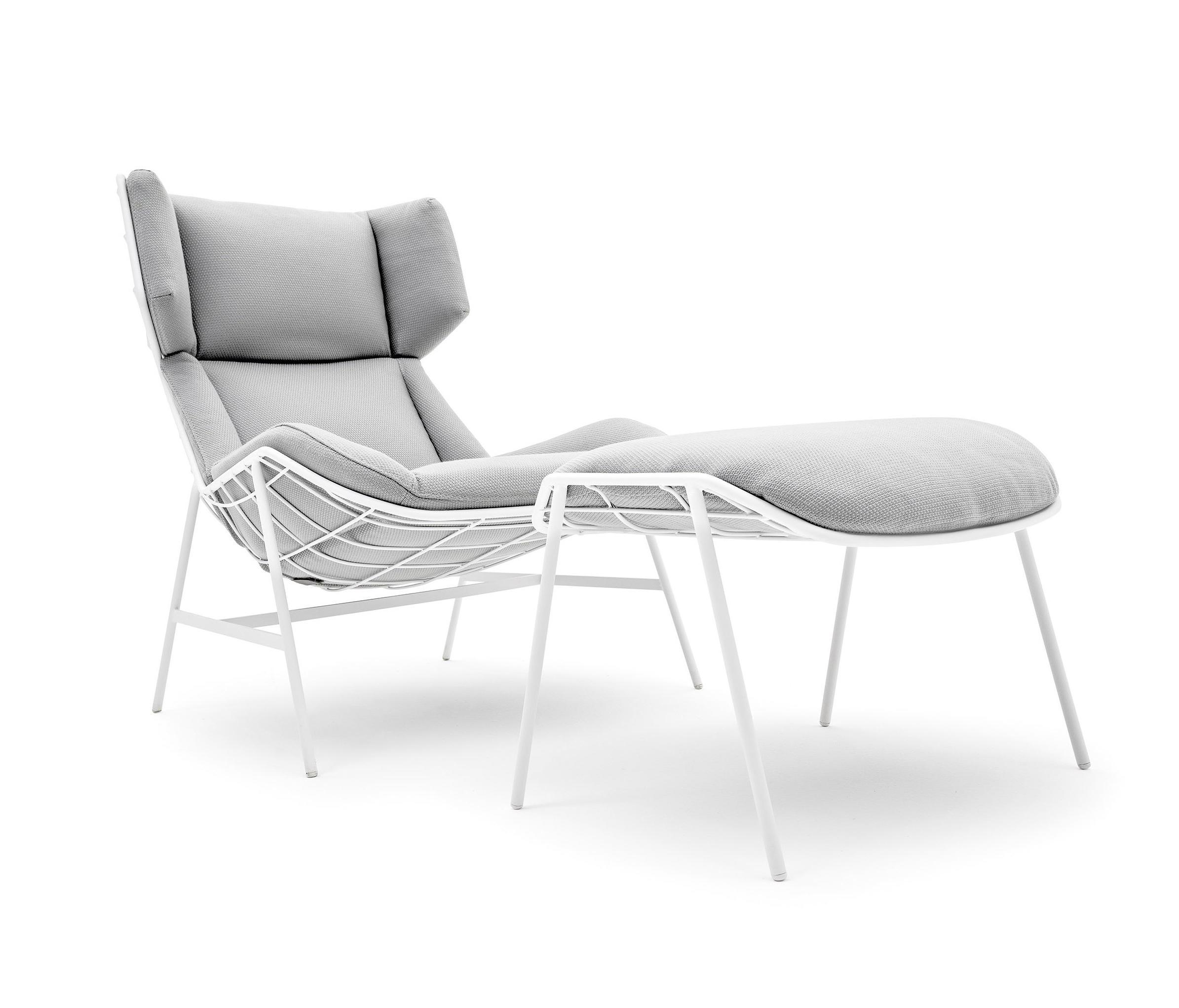 Summer Set Bergère Relax Armchair By Varaschin | Armchairs ...
