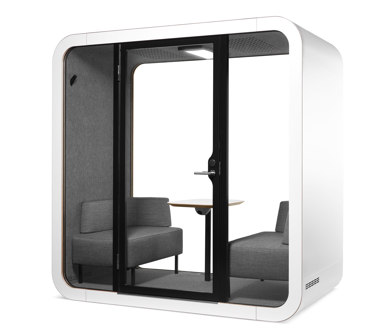 Framery Q Meeting Maggie Office Pods From Framery