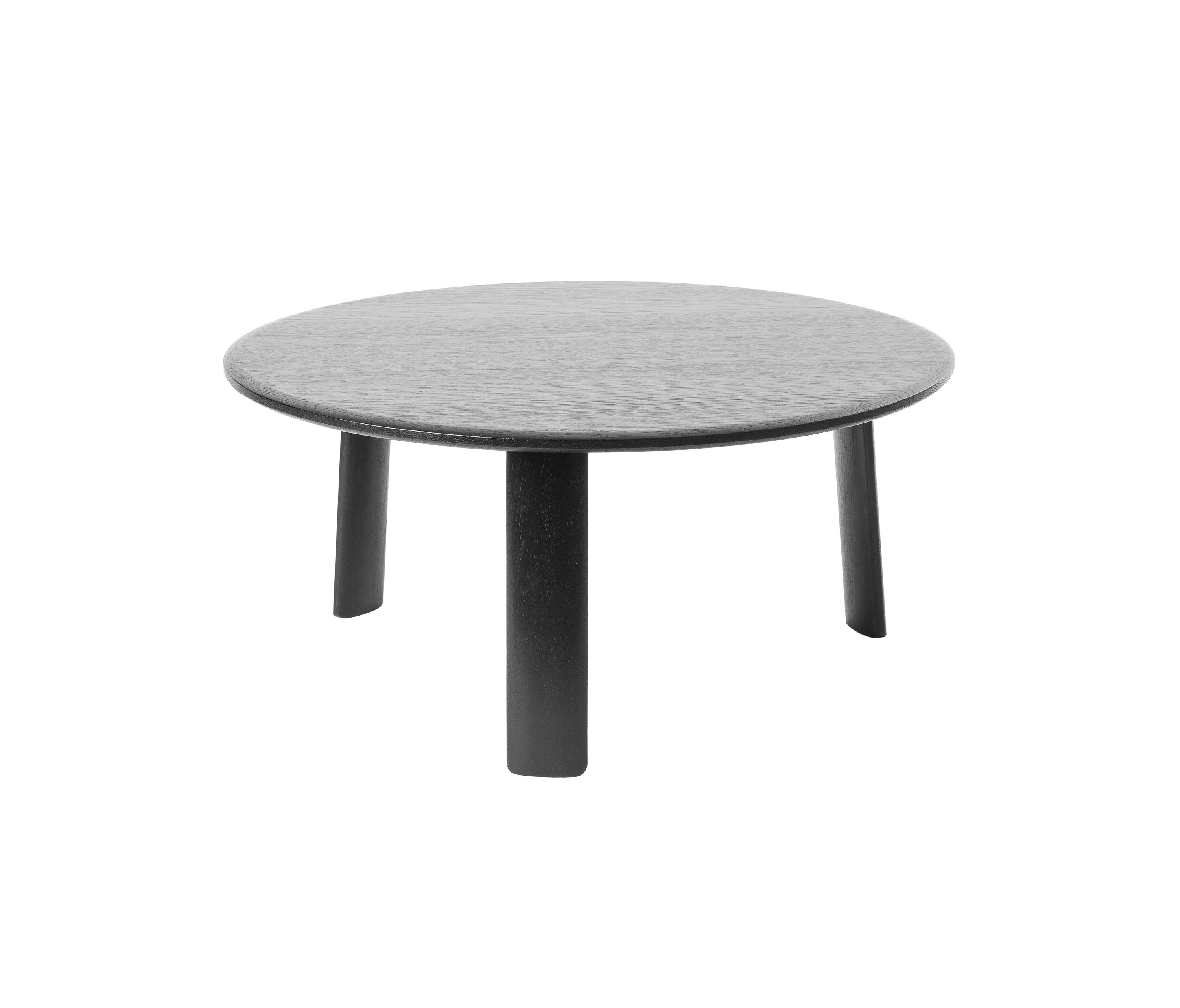 Alle Coffee Table Large Black Architonic