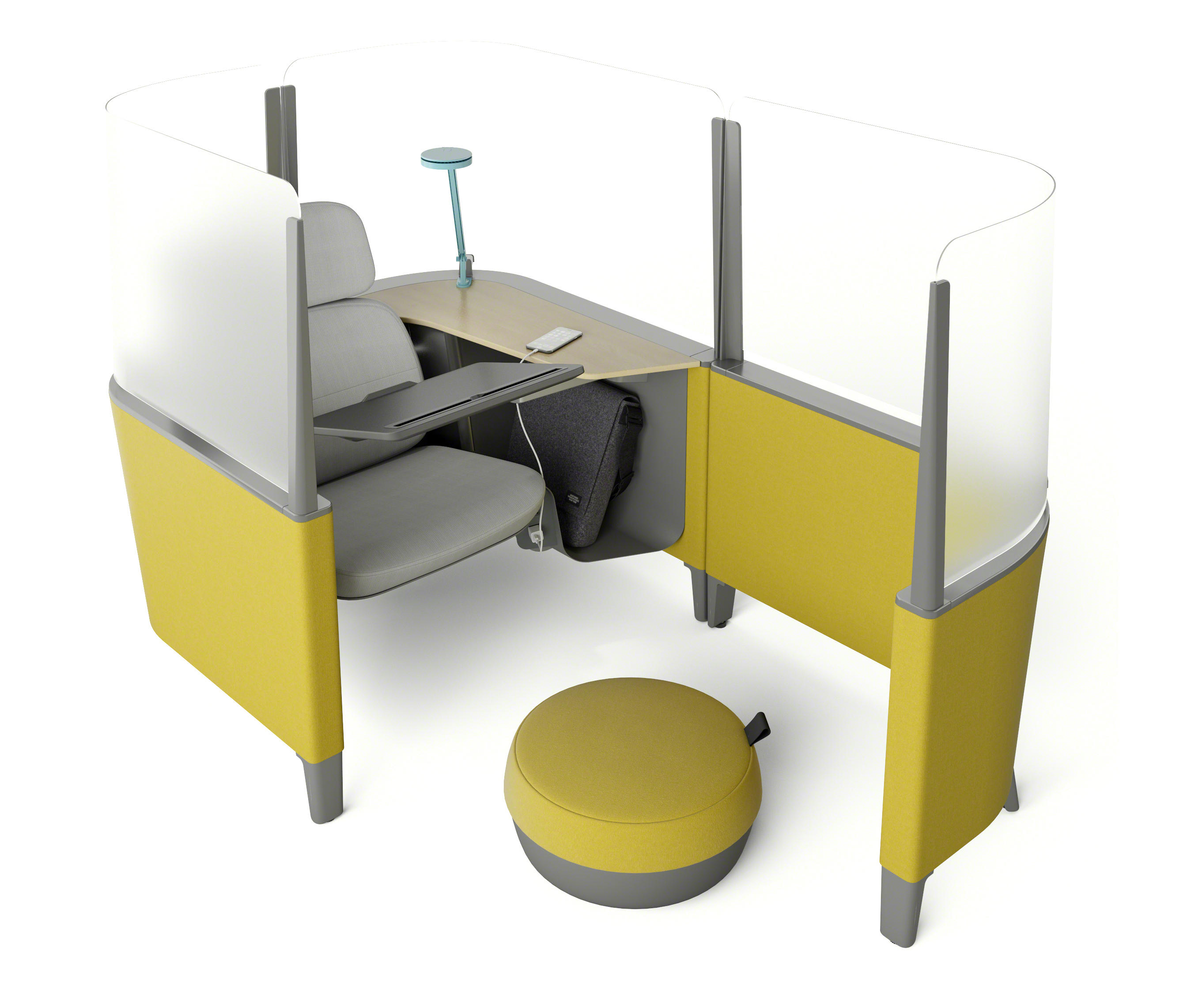 Brody Lounge Office Pods From Steelcase Architonic