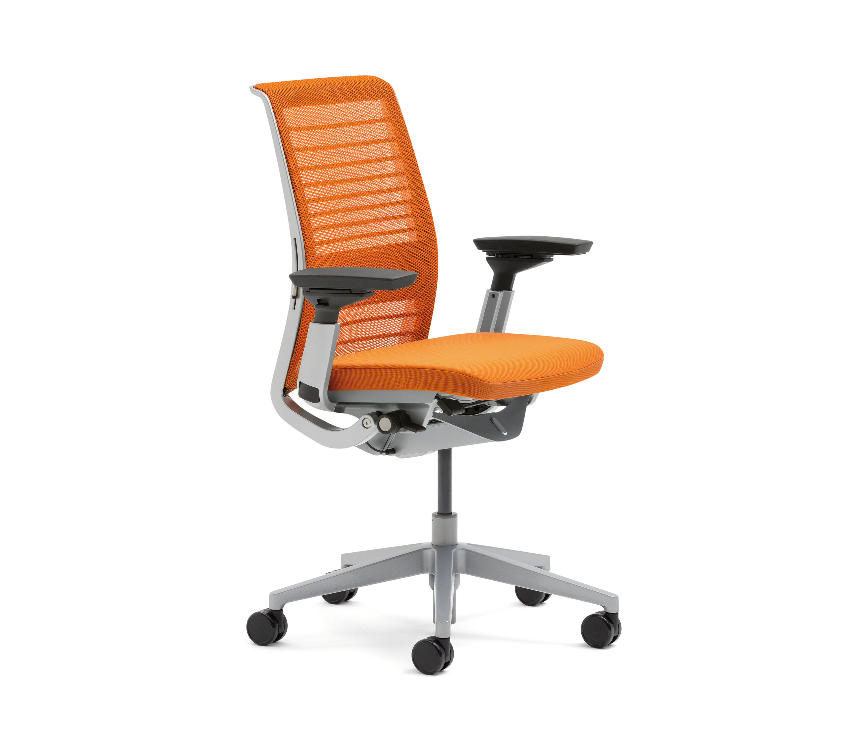 Think Chair Office Chairs From Steelcase Architonic