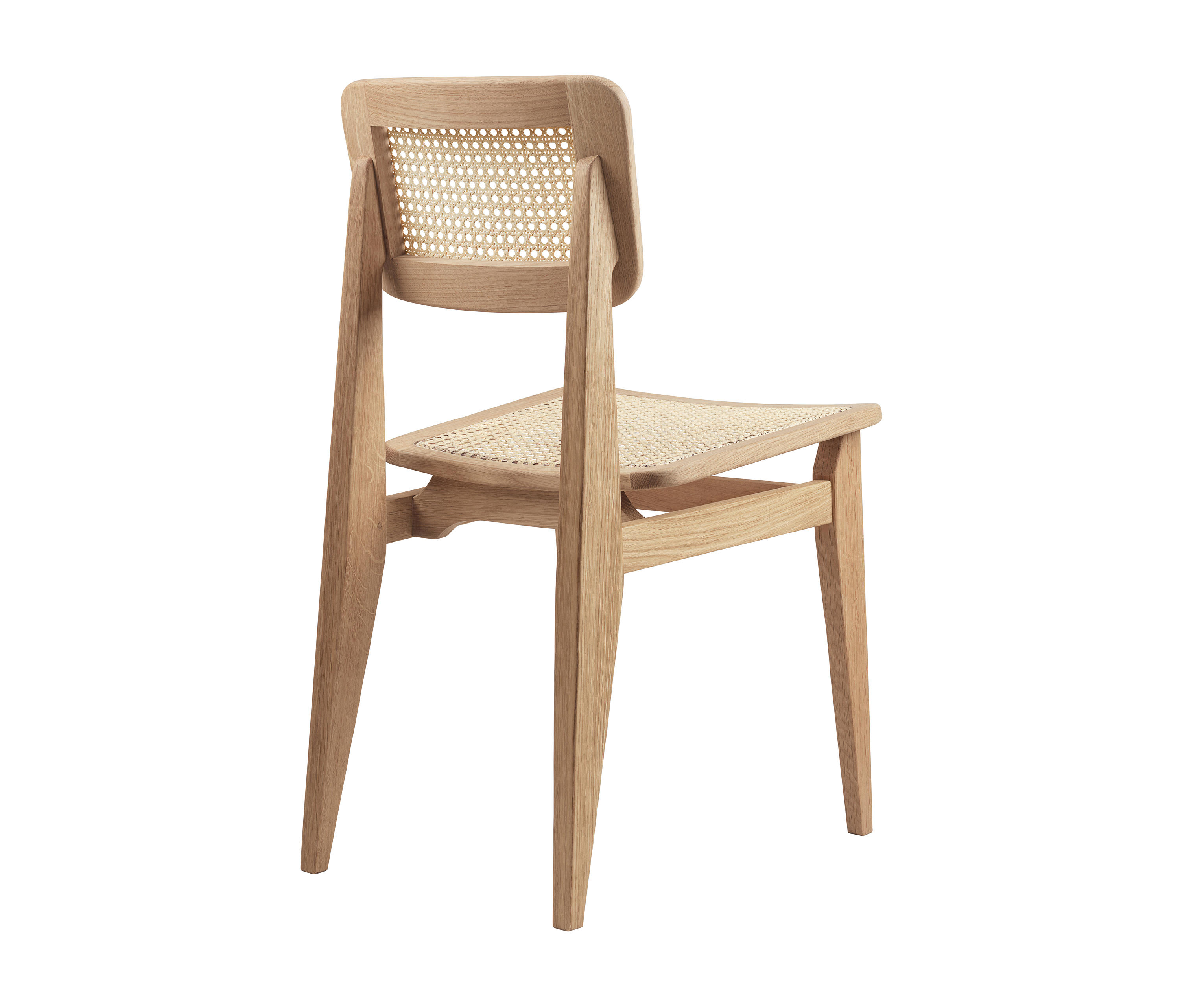 C Chair Dining Chair Chairs From Gubi Architonic
