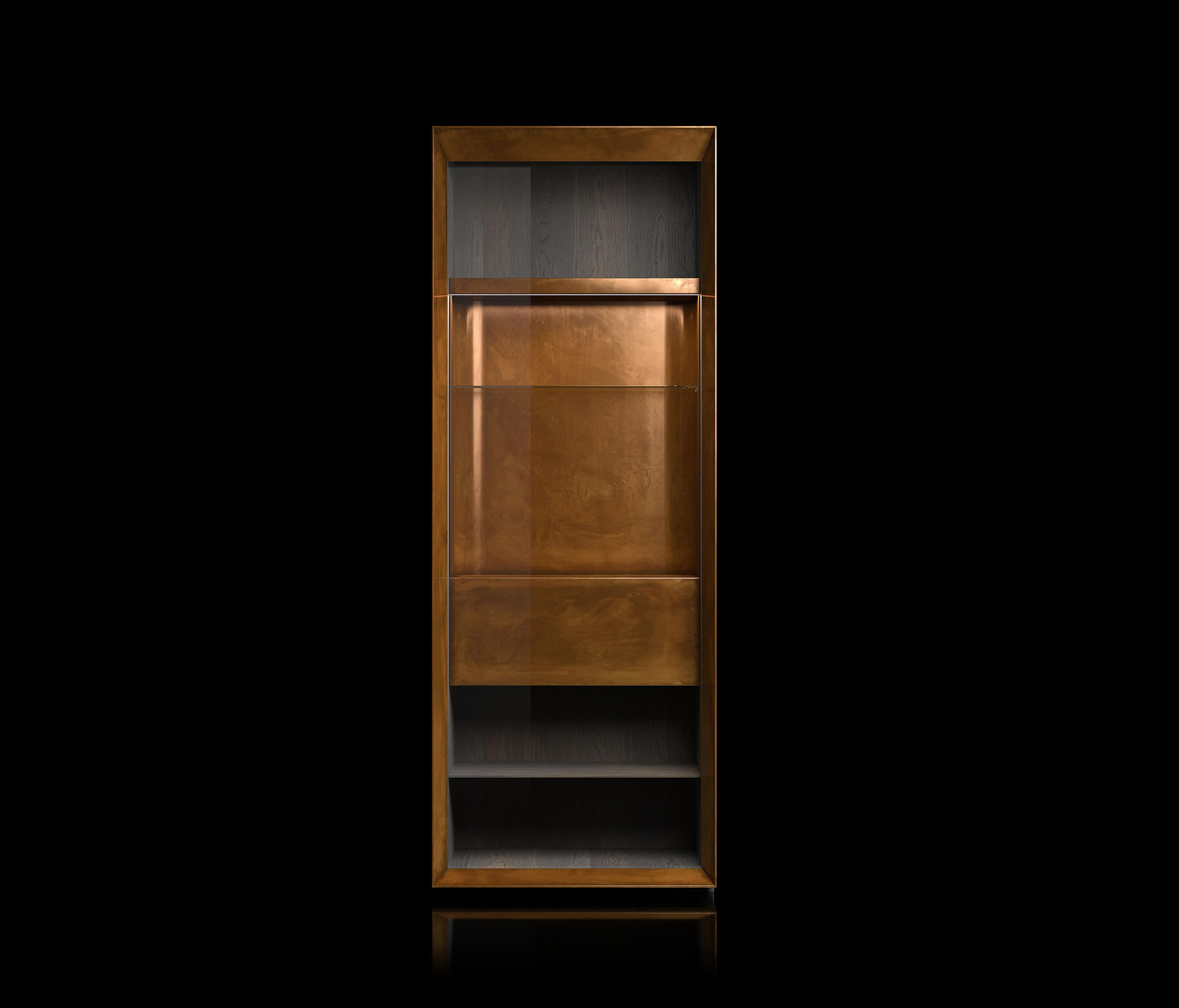 LOOM FR - Display cabinets from HENGE | Architonic