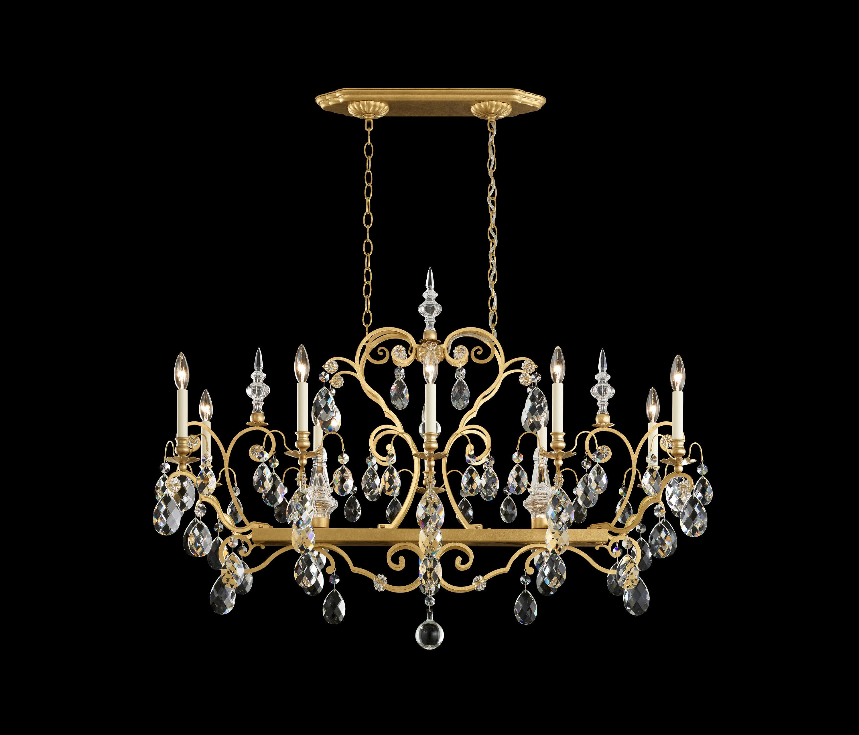 Renaissance Pendant Chandeliers From Swarovski Lighting