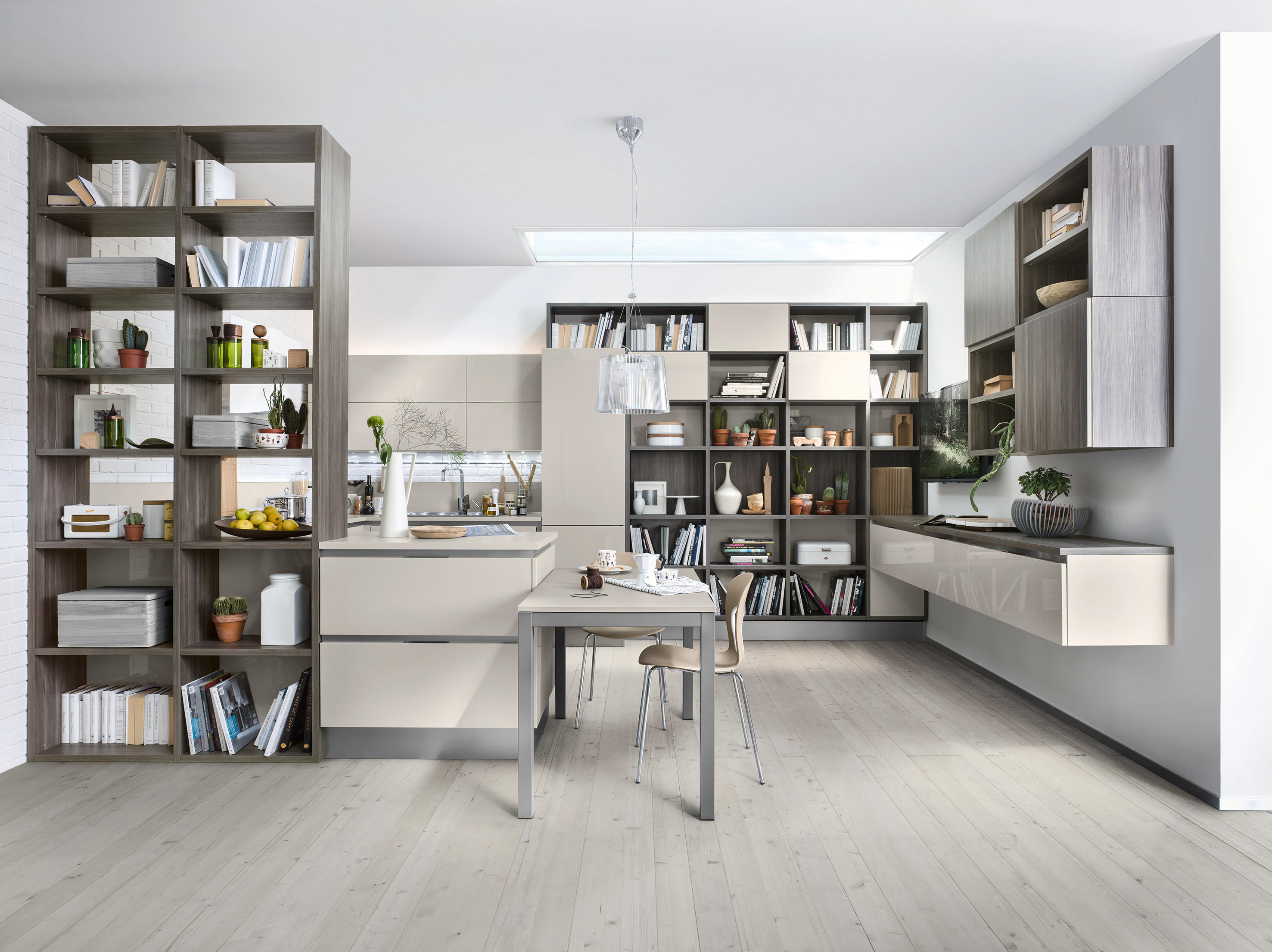 Living fitted kitchens from veneta cucine architonic for Cucine living prezzi