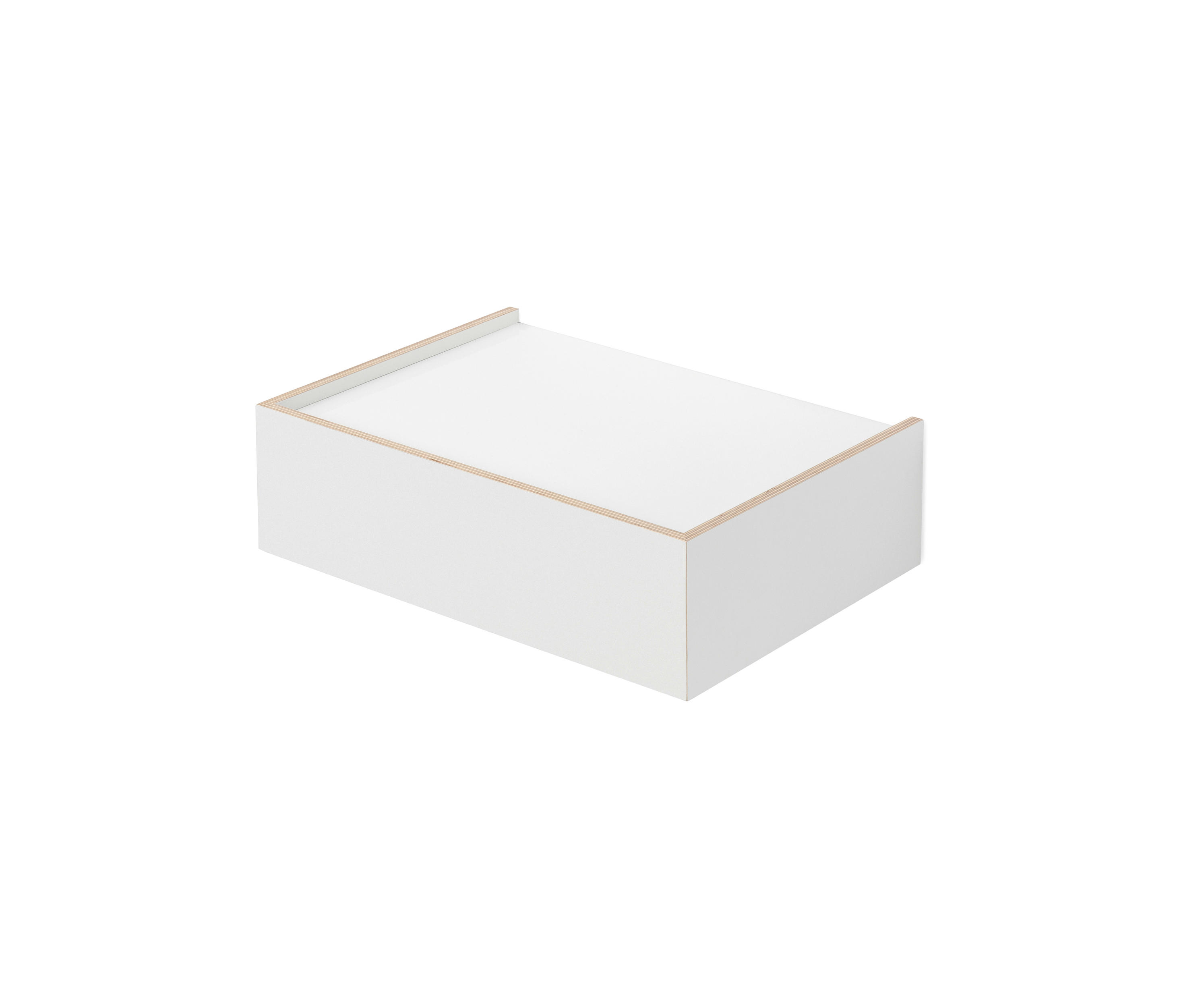 Drawer Wandsinn White Shelving From Magazin 174 Architonic