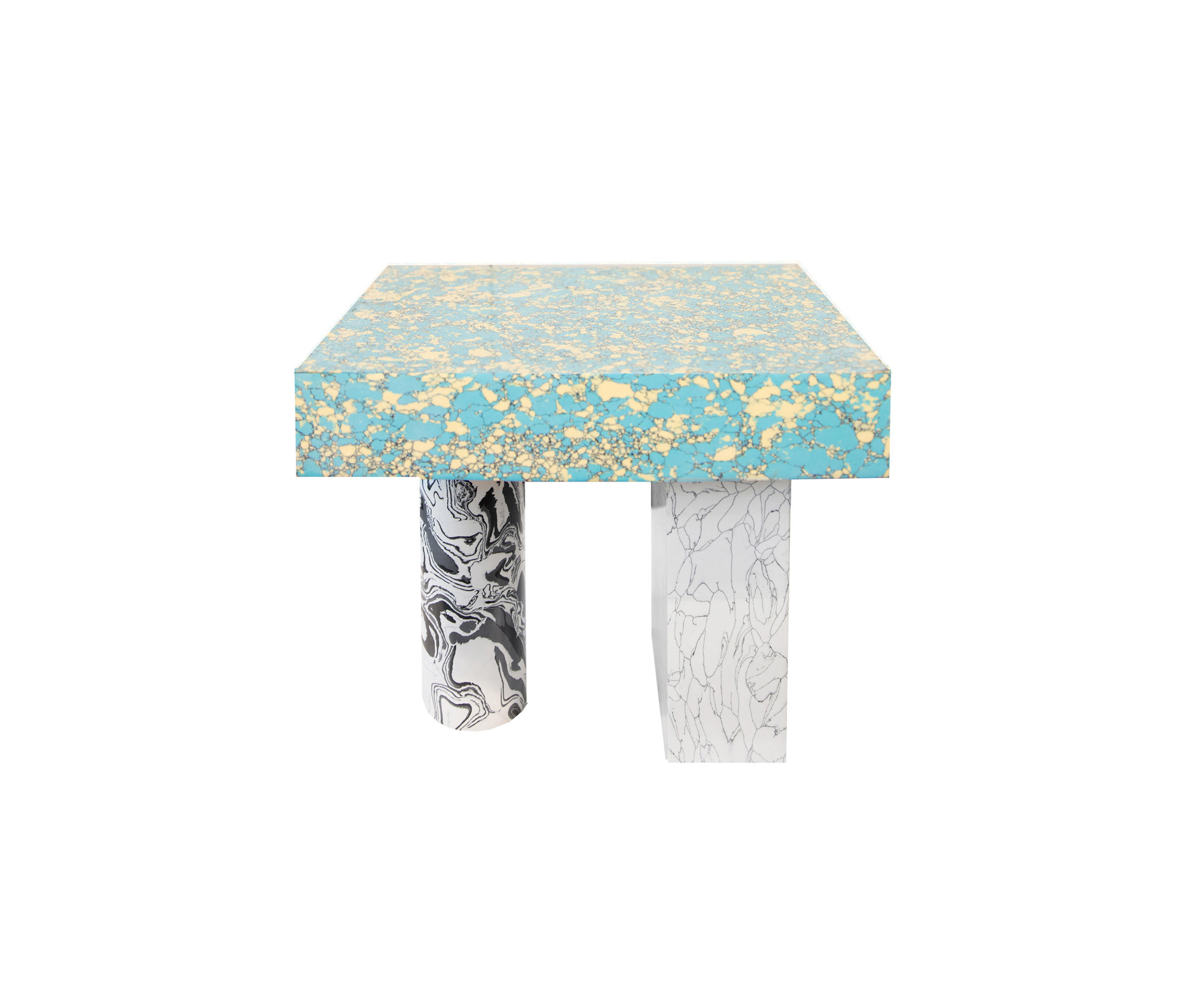 Side Table Tom.Swirl Side Table Small Coffee Tables From Tom Dixon