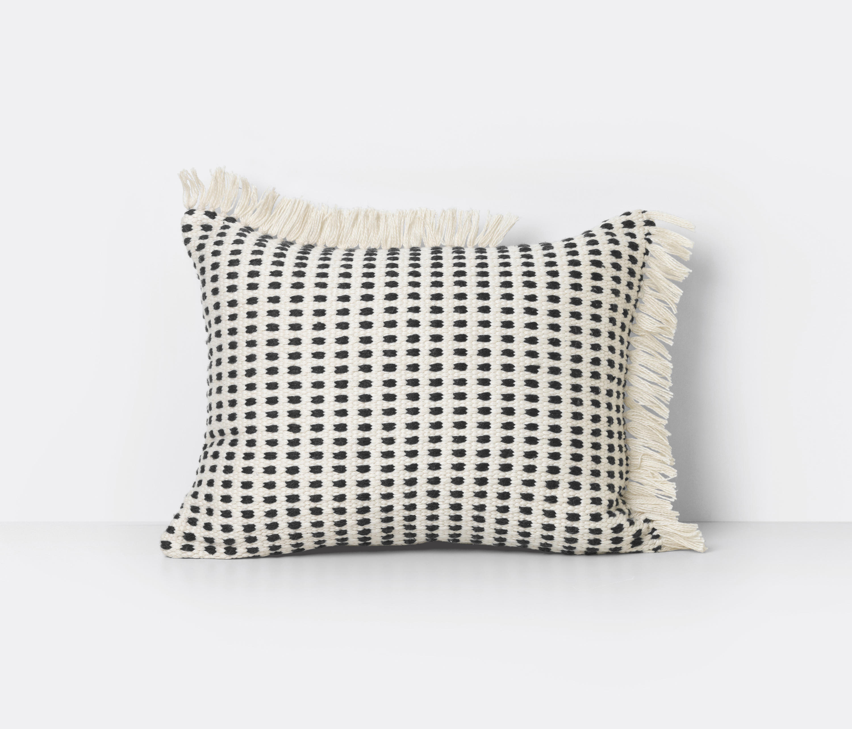 Cuscini Ferm Living.Way Cushion 70x50 Off White Bl Architonic