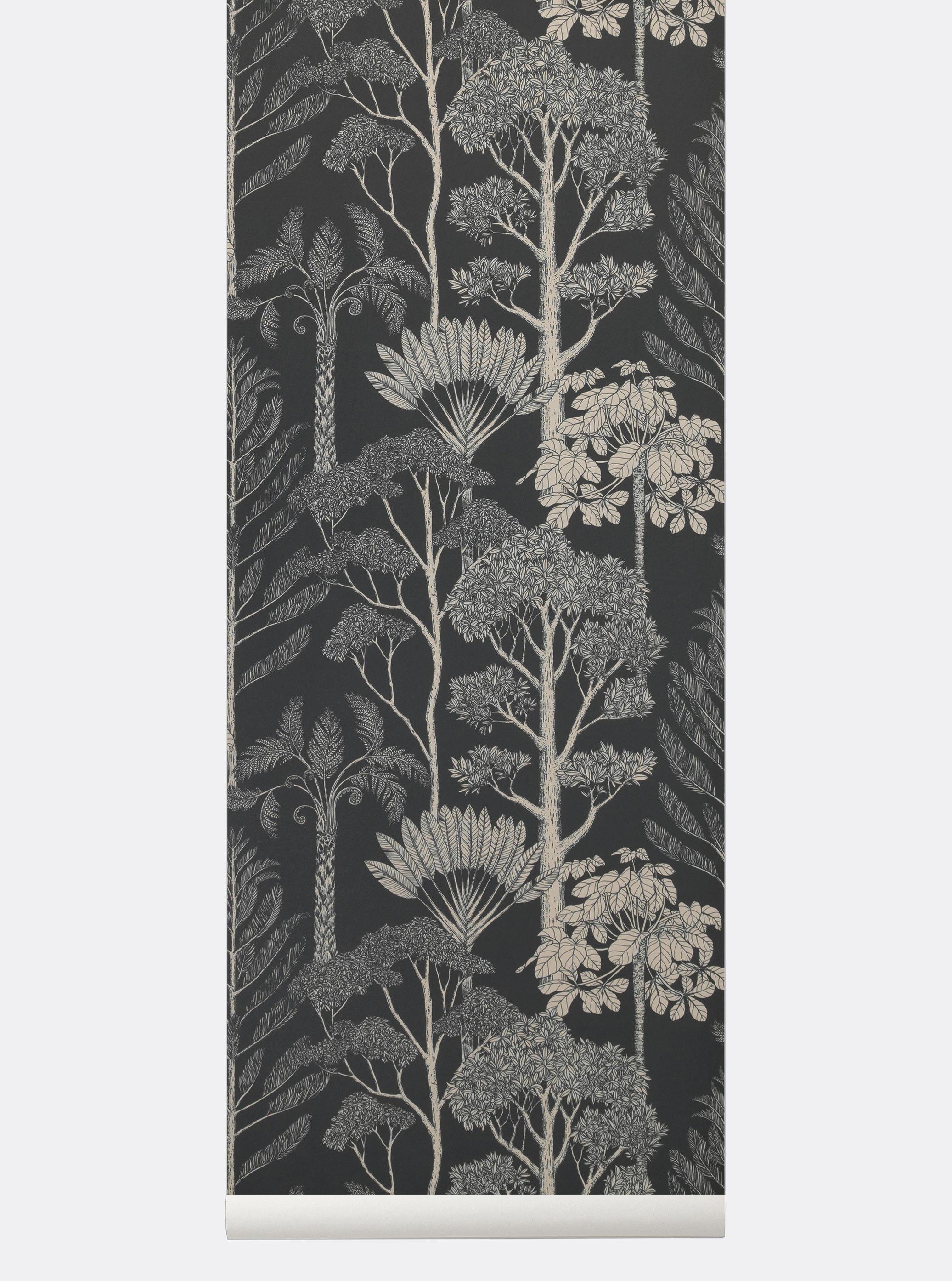 Katie Scott Wallpaper Trees Architonic