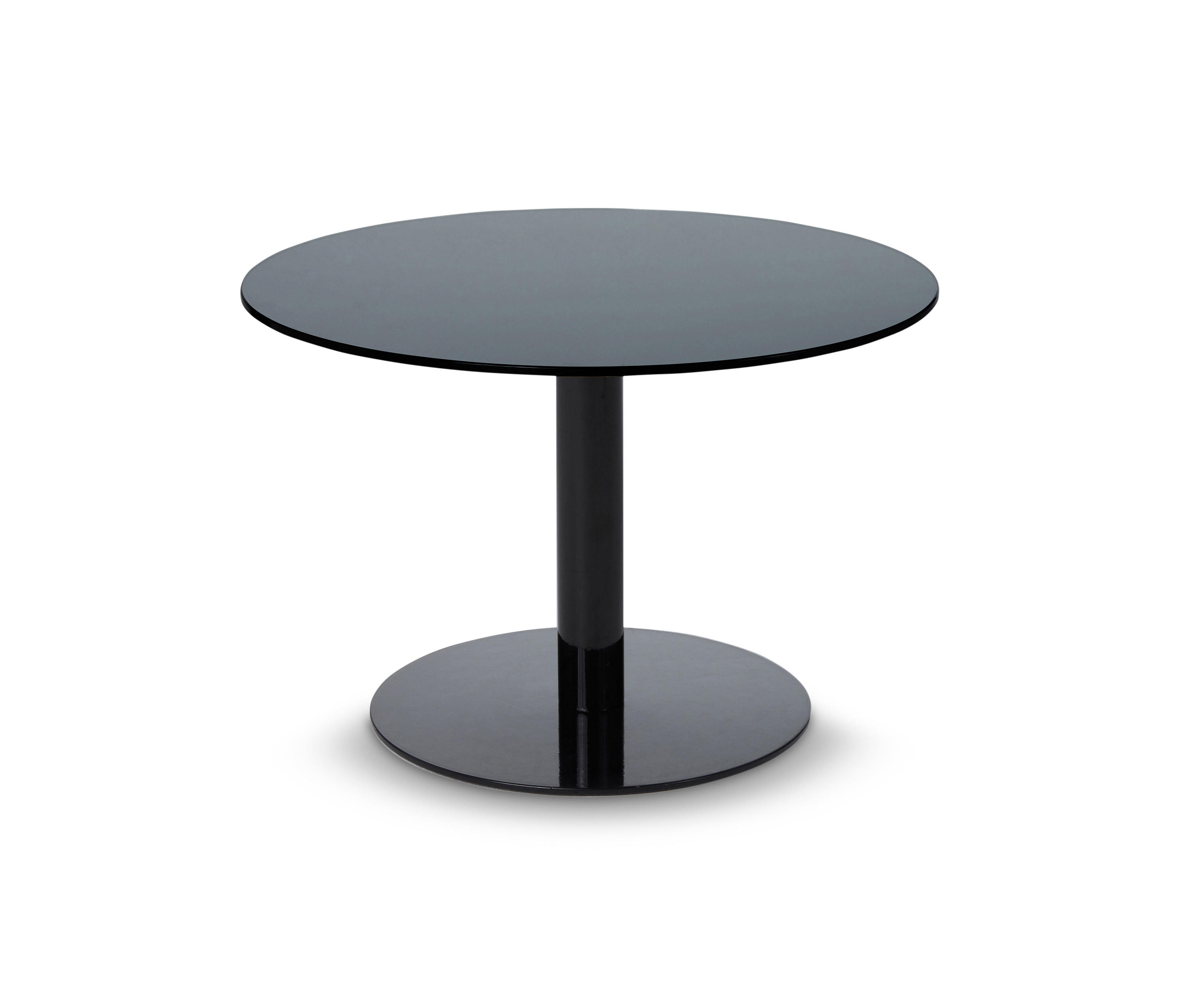 Super Flash Table Circle Black Architonic Pabps2019 Chair Design Images Pabps2019Com
