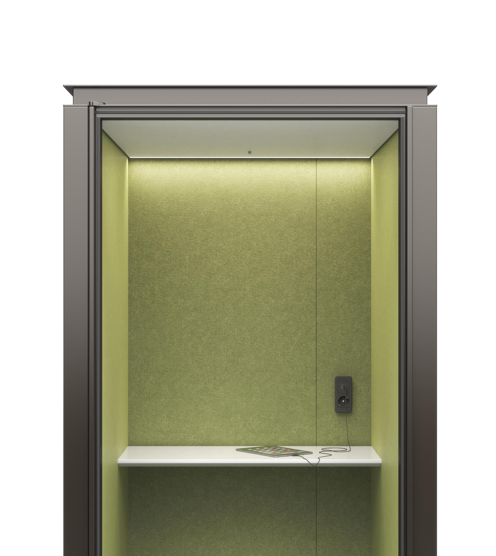 Estel Mobili Per Ufficio.Collaborative Box Cabine Ufficio Estel Group Architonic