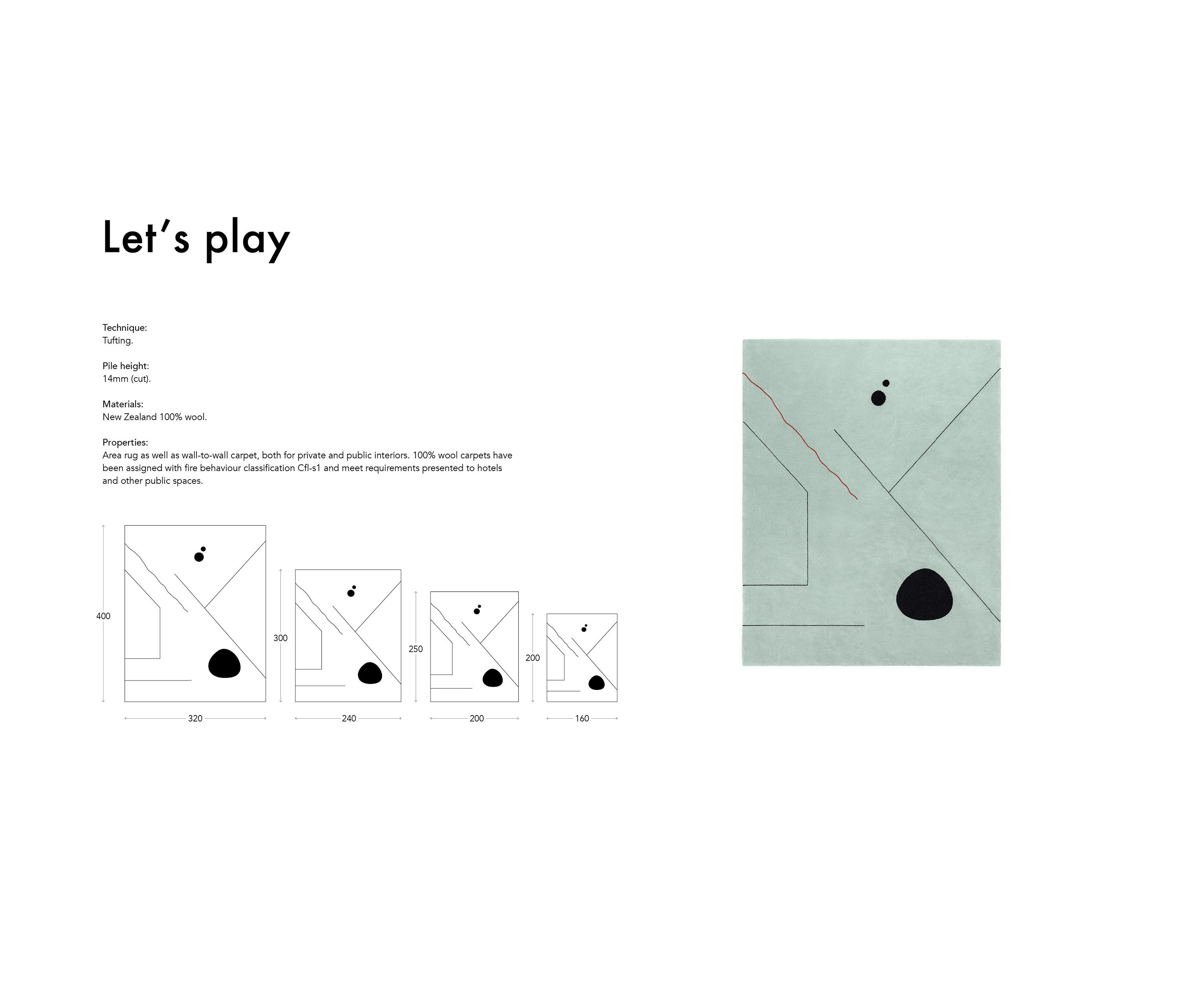 Let S Play Rugs From Jotjot Architonic