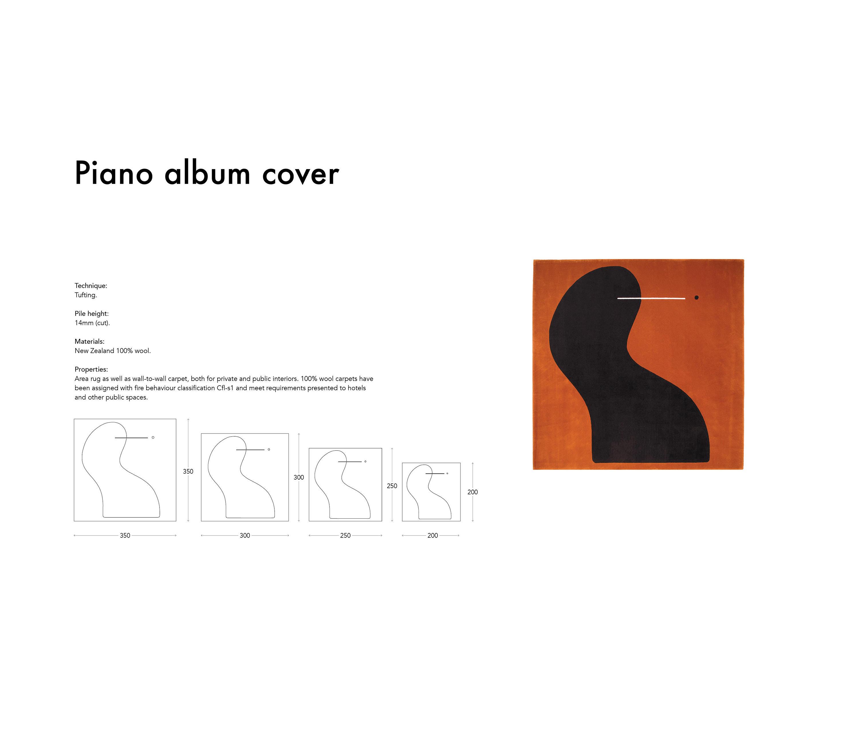 Piano Album Cover Designer Furniture Architonic