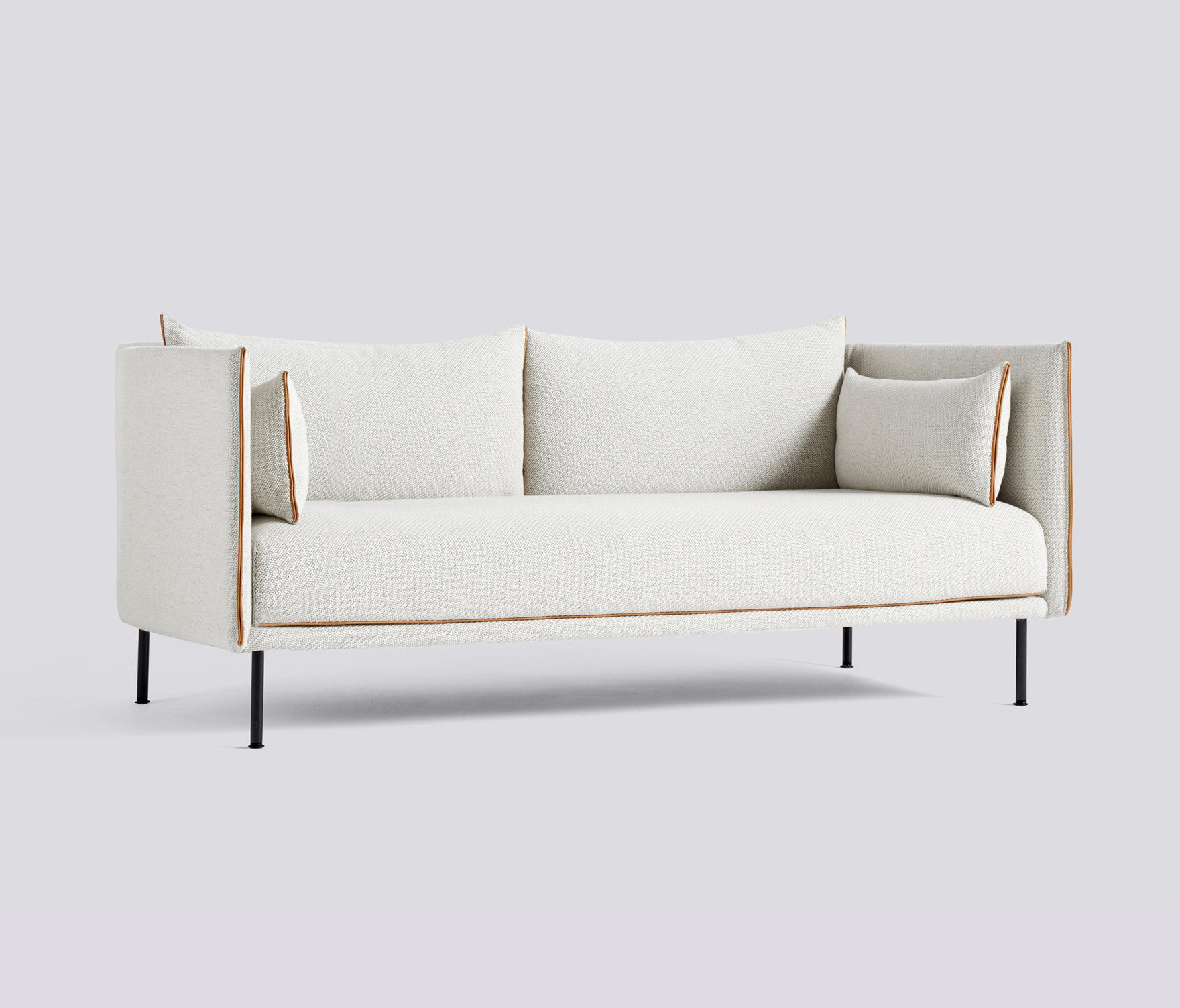 Silhouette 2 Seater Mono Sofas From Hay Architonic