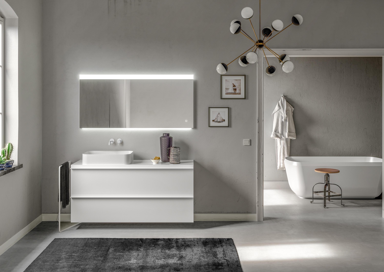 Bathroom Mirrors.Block Bath Mirrors From Berloni Bagno Architonic
