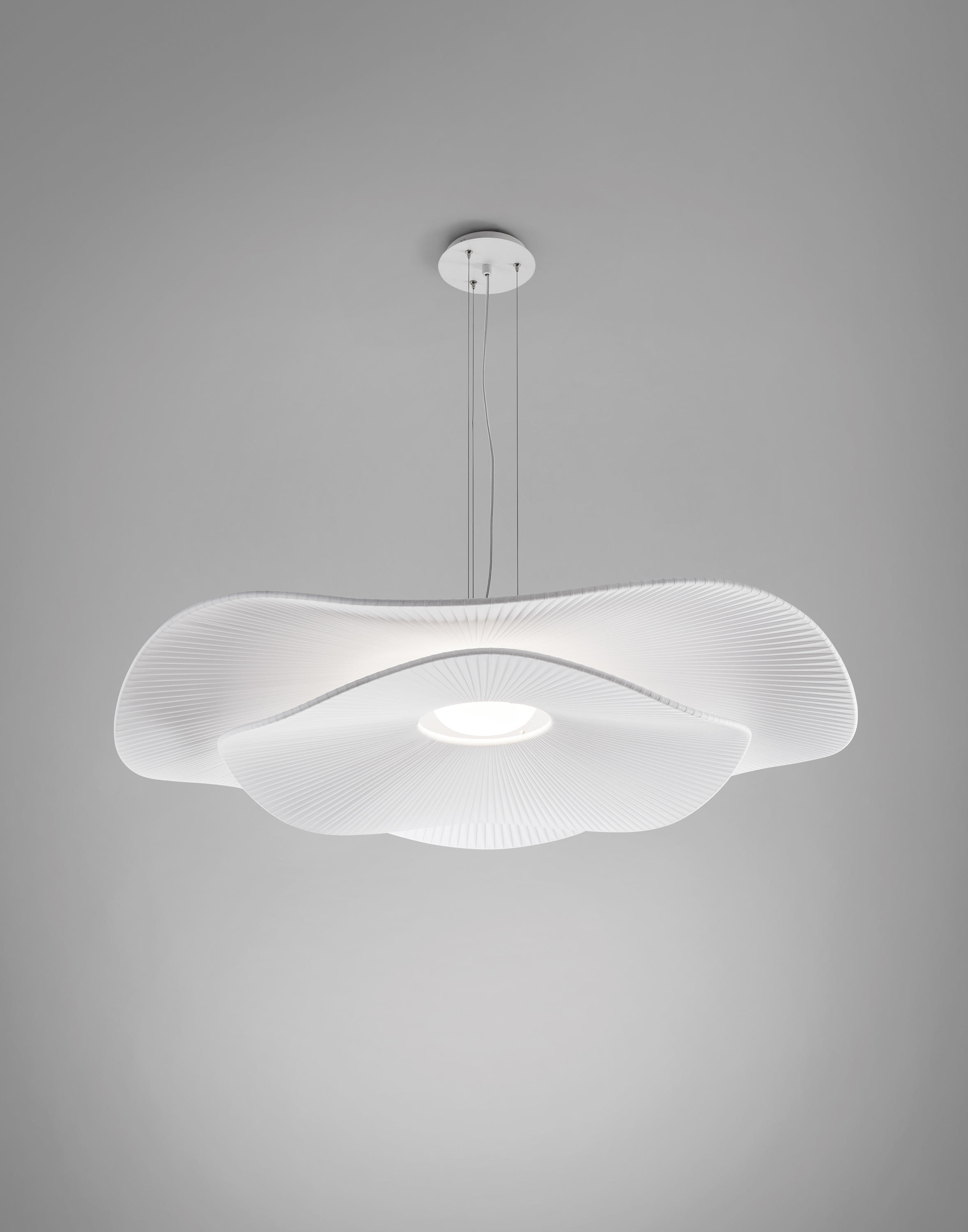 Mediterr 192 Nia S 105 03 Suspended Lights From Bover