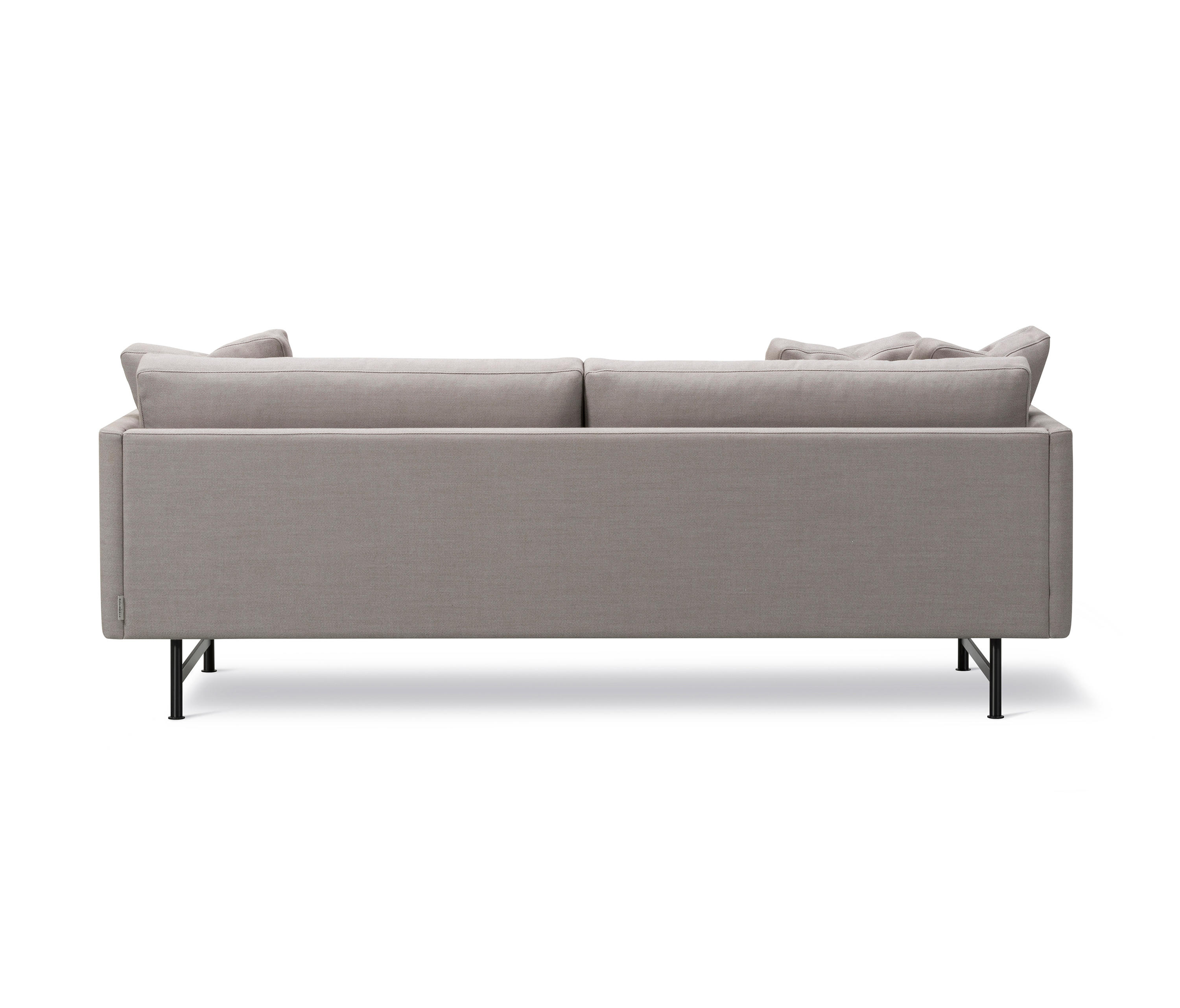 Base Metal From 2 Calmo Fredericia Furniture Sofas 95 Seater fyvg6Yb7
