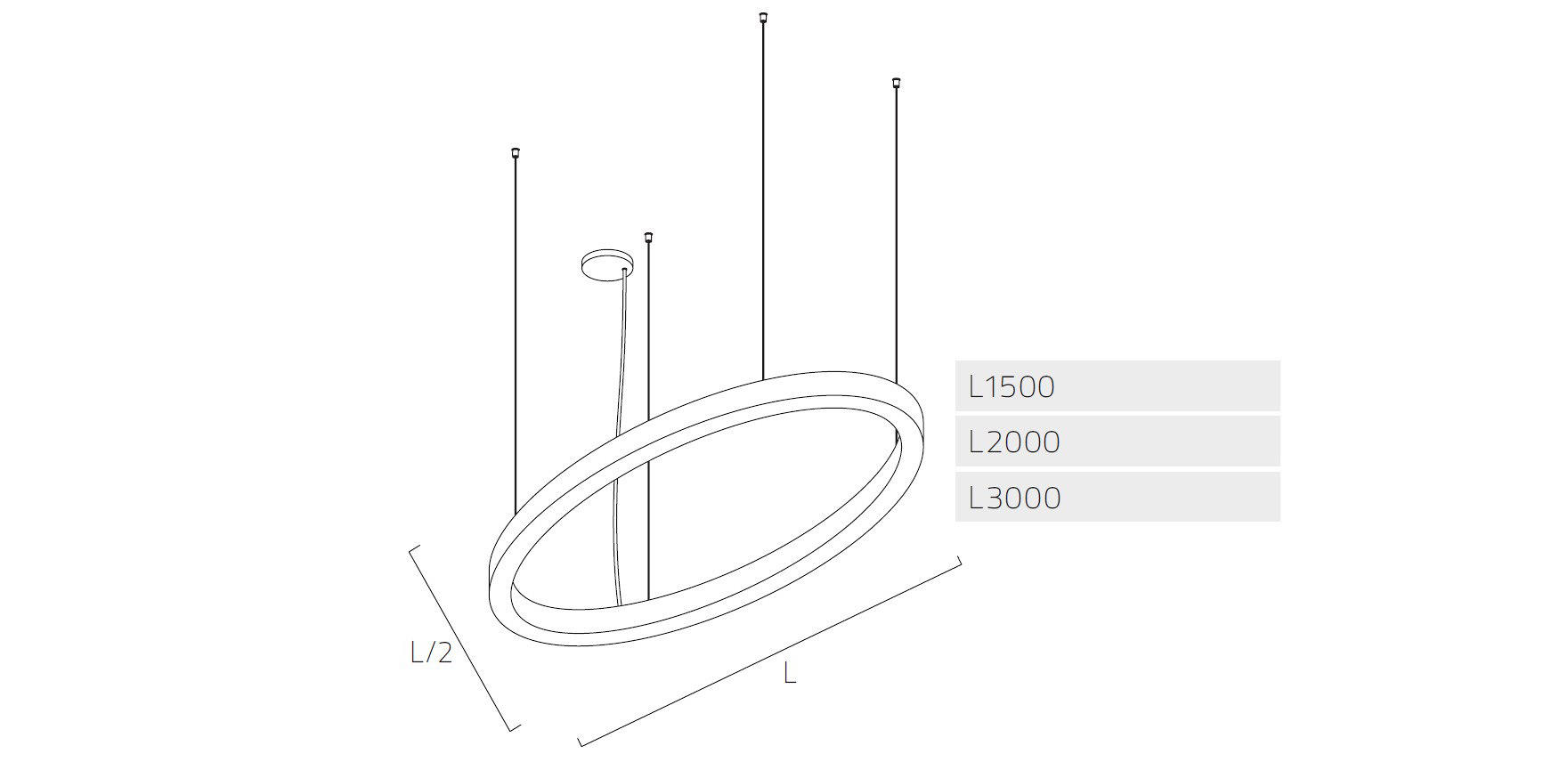 superior quality exquisite style new list CODE ZERO G3/P3 - Suspended lights from Lightnet | Architonic