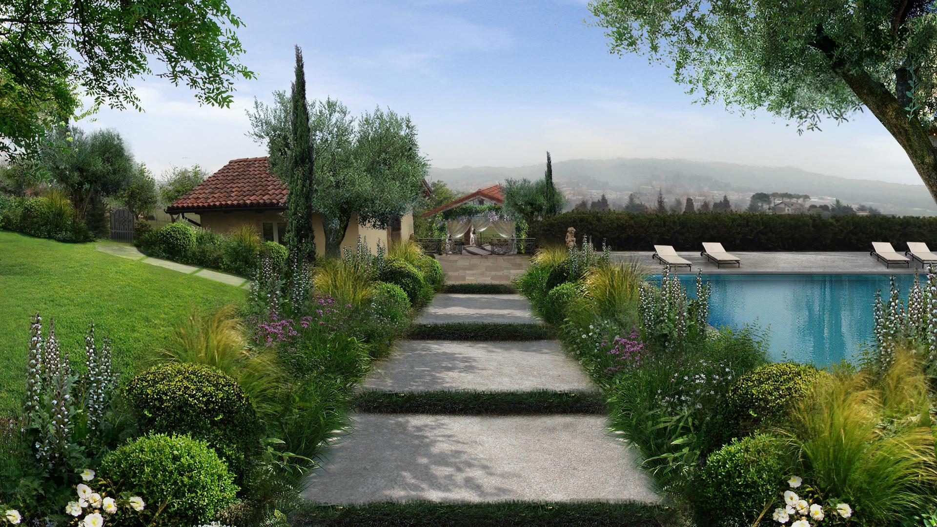 Garden Design   Design and Build Garden   Architonic