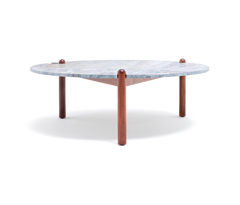 - 10th Caprera Round Coffee Table Architonic