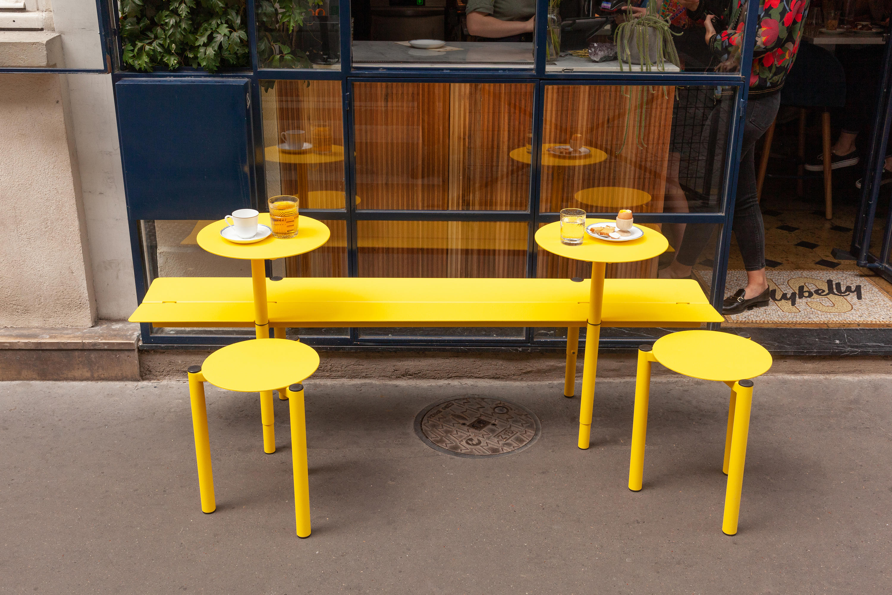 Banco Benches From Tf Urban Architonic