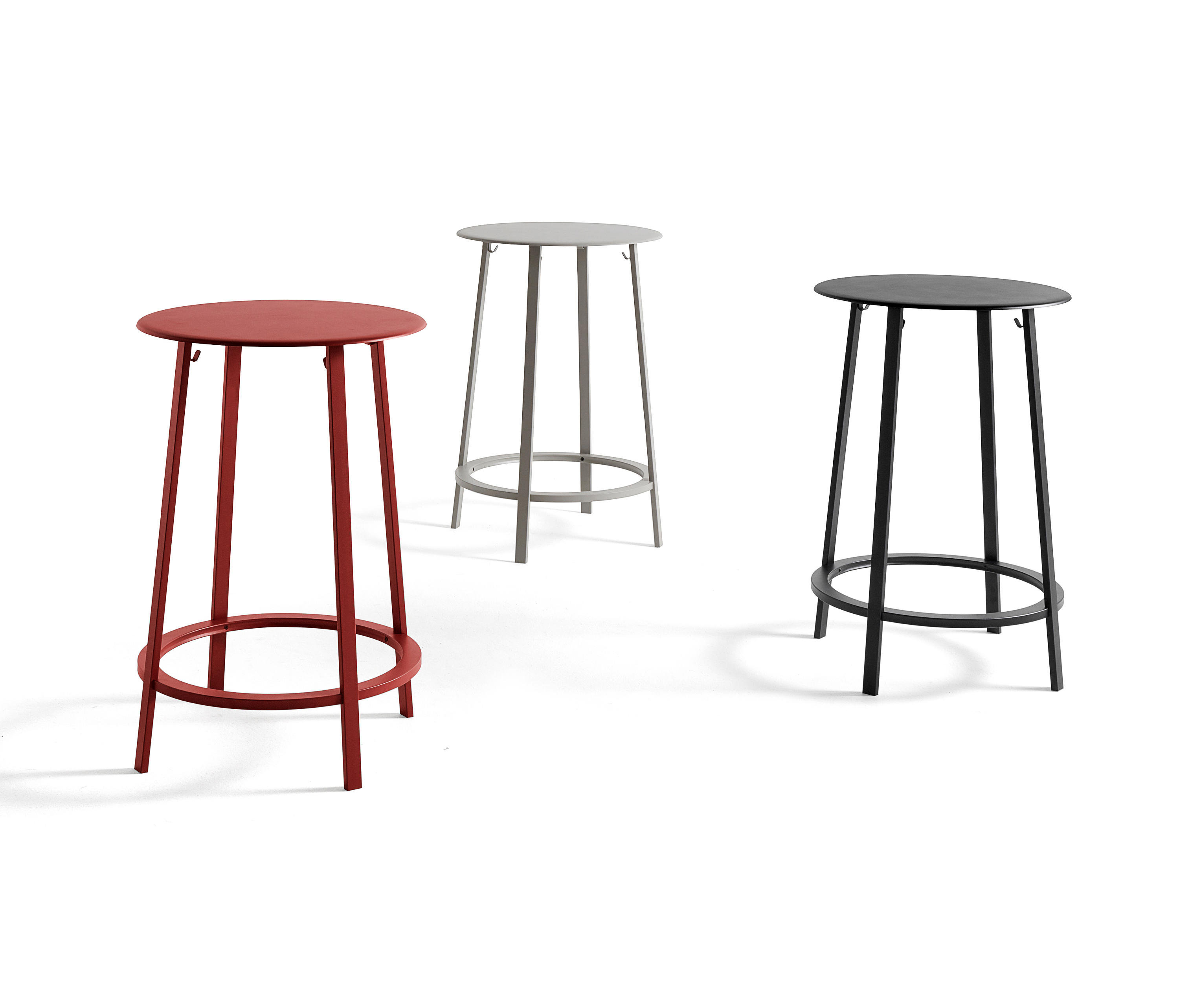 Revolver Table Standing Tables From Hay Architonic
