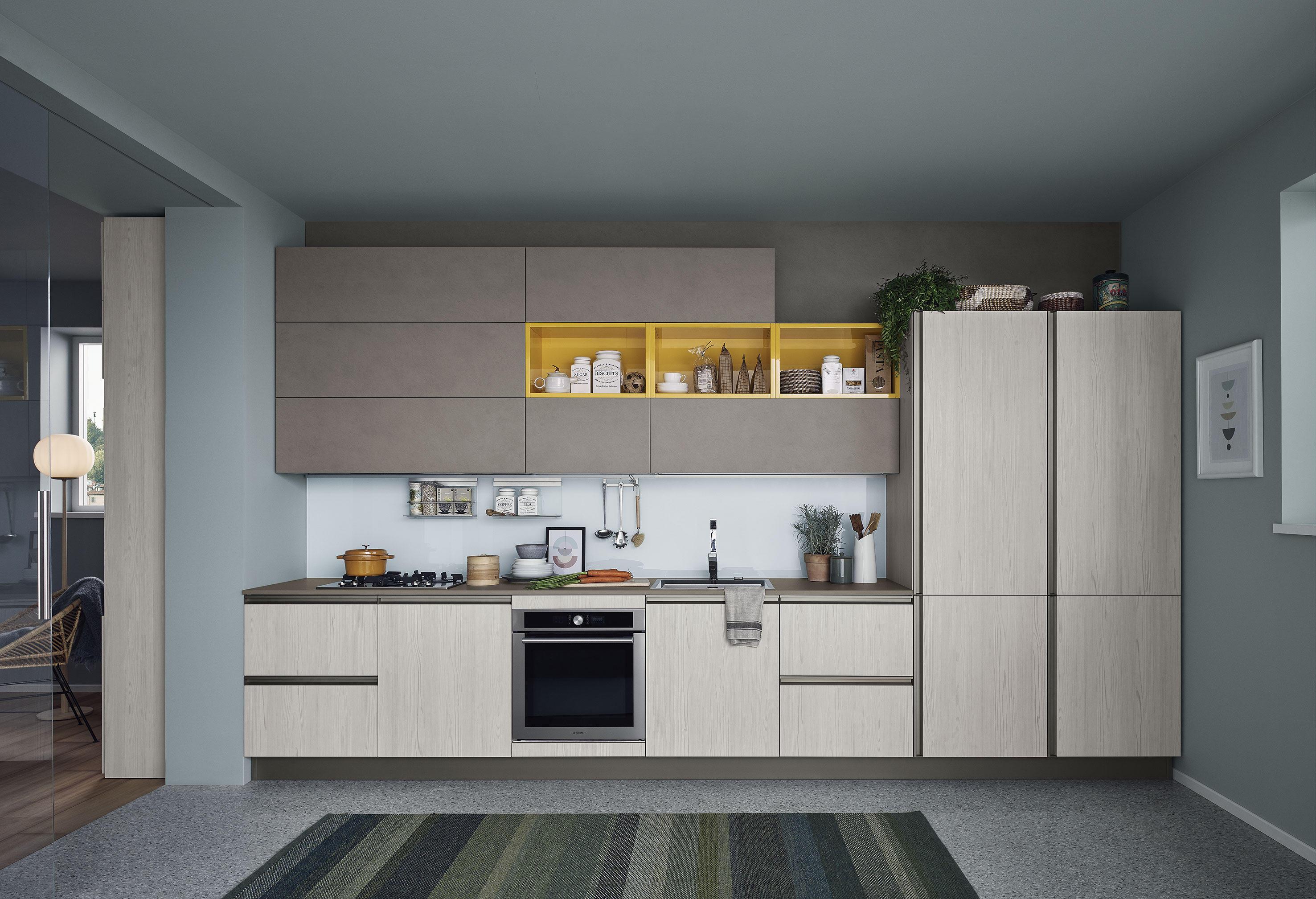 FORMARREDO DUE - Veneta Cucine Lugano - modello Start-Time ...
