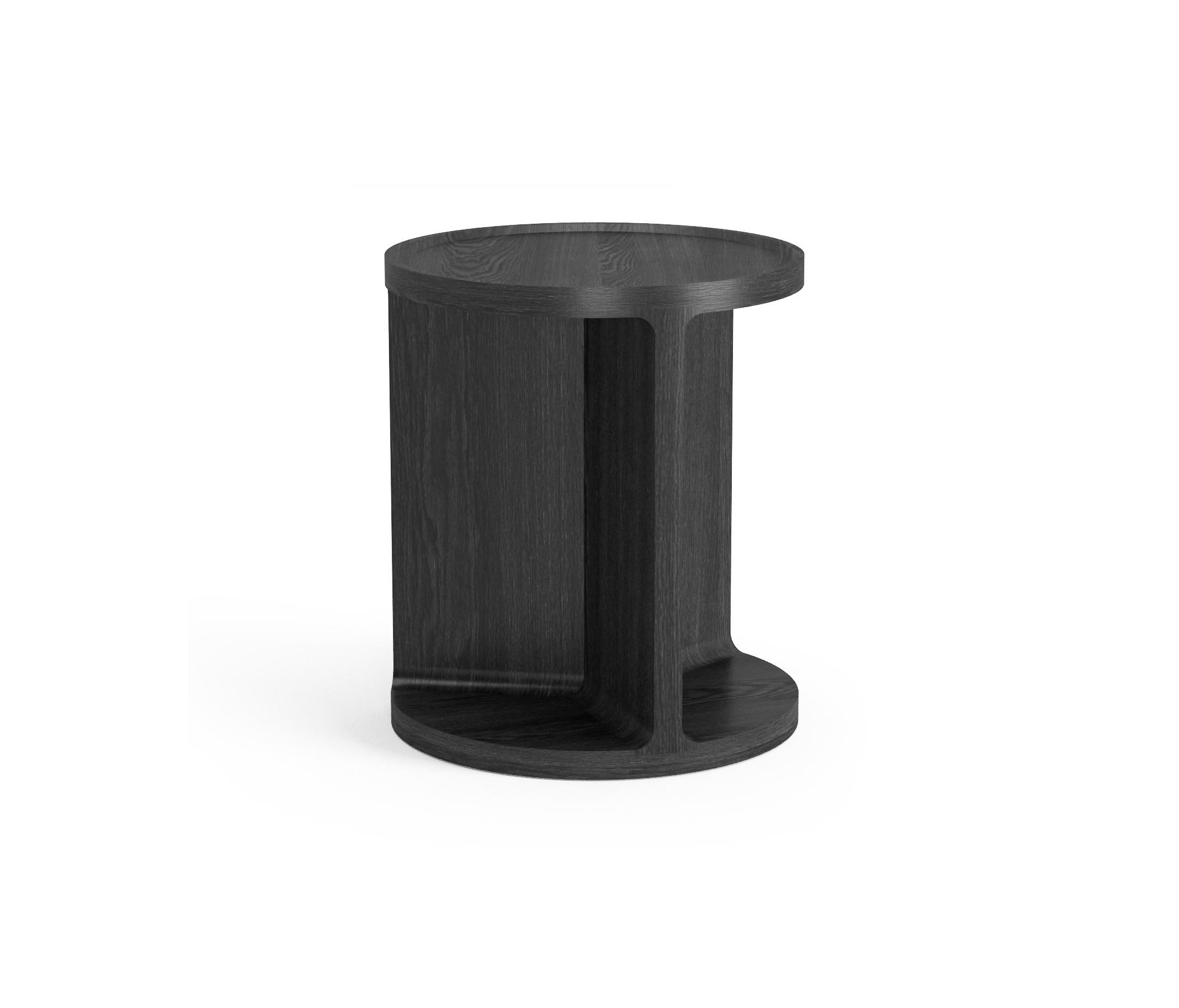 Drum Low Side Table Designer Furniture Architonic