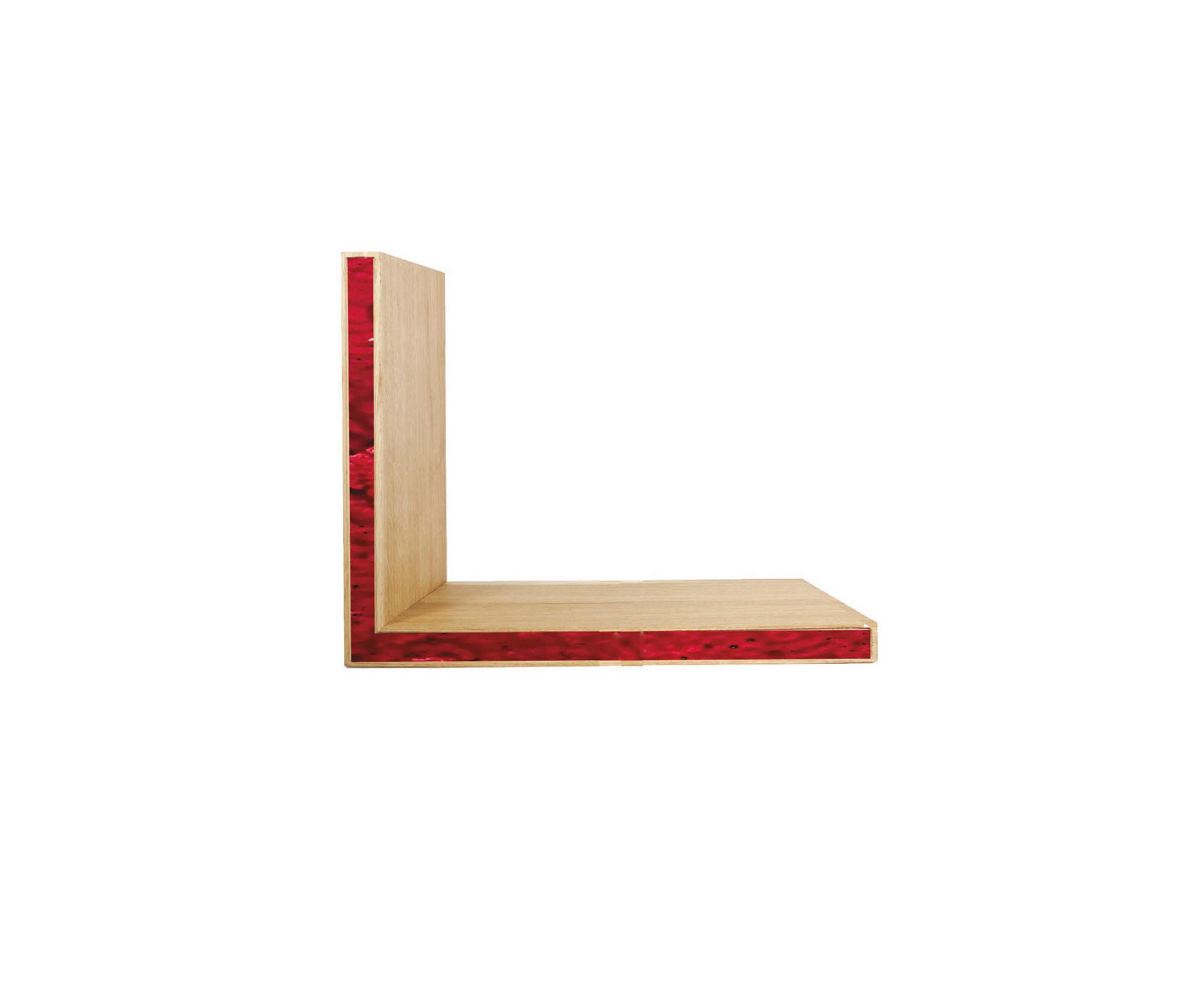 Shelves L Shaped Small Shelf Architonic