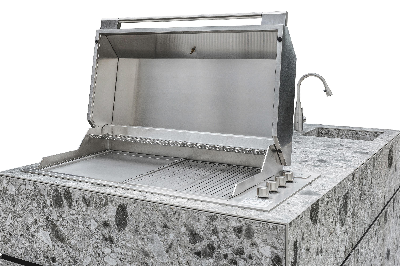 bbqubeX   outdoor kitchen   Architonic