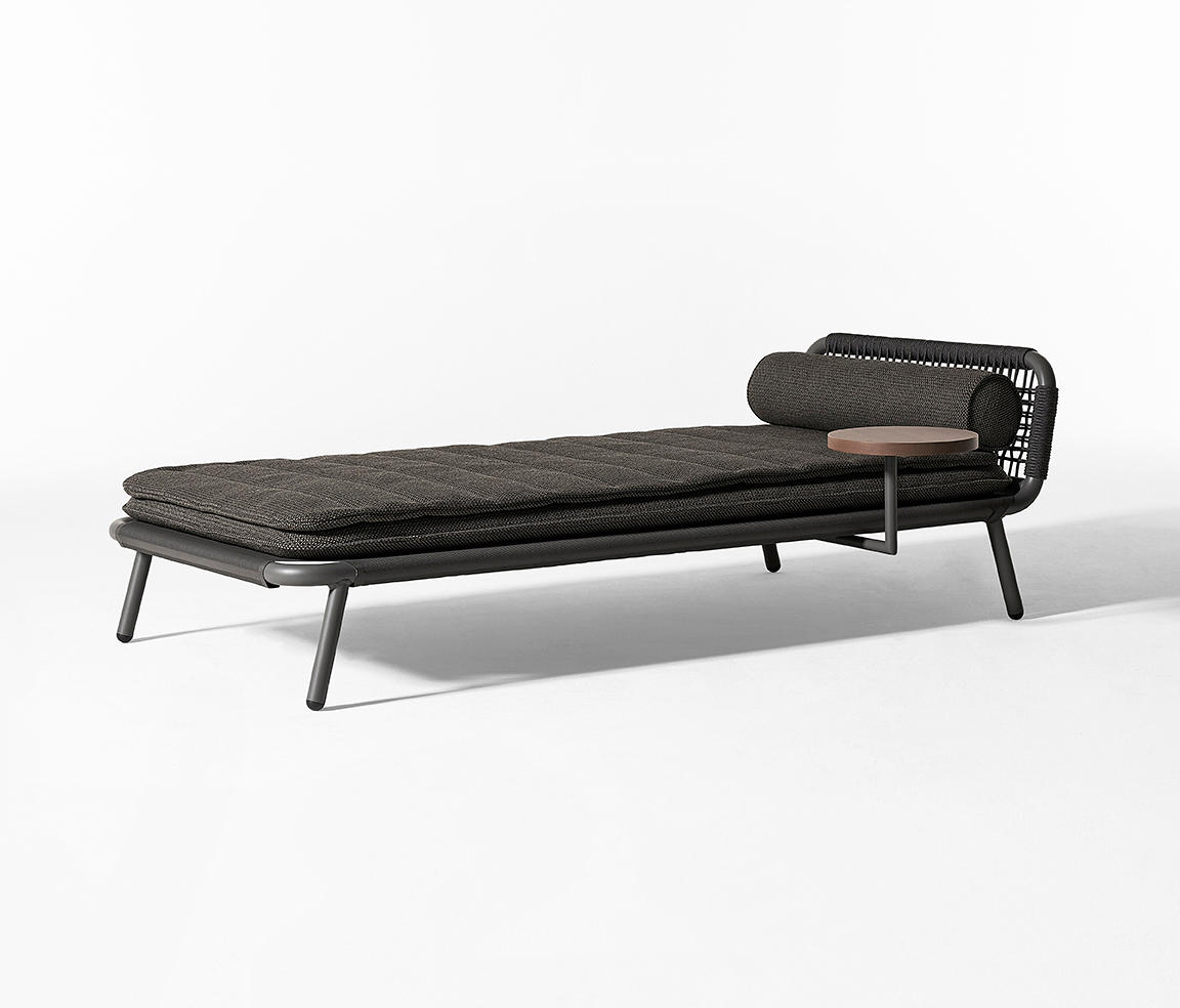 Noa Open Air Lounge Bed Architonic