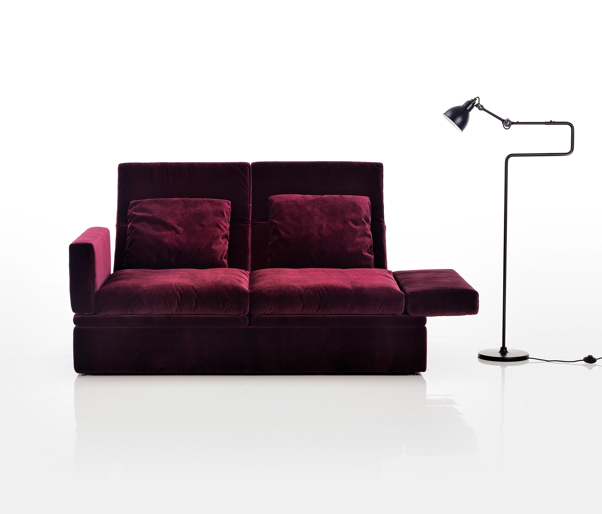 Fold Out Sofas From Brühl Architonic