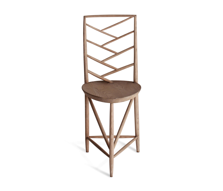 Triwood Chair Herringbone Architonic