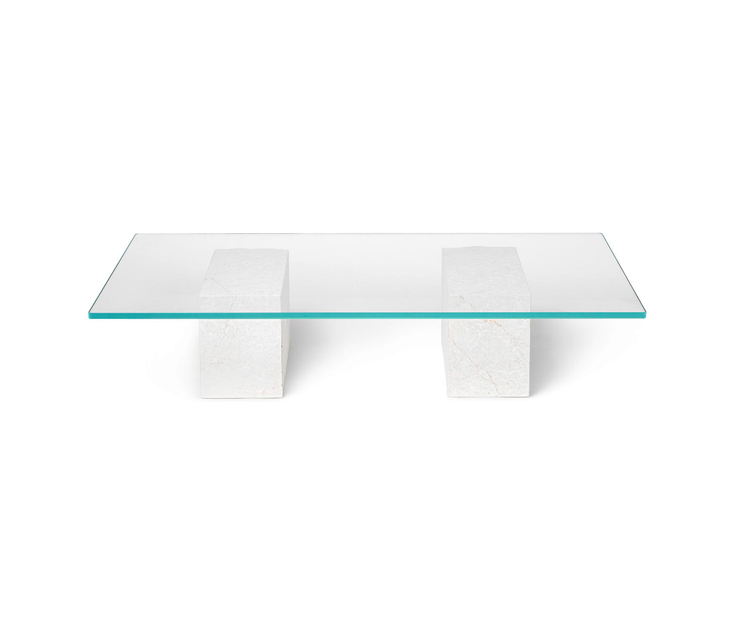 - Mineral Coffee Table - Glass Top Architonic