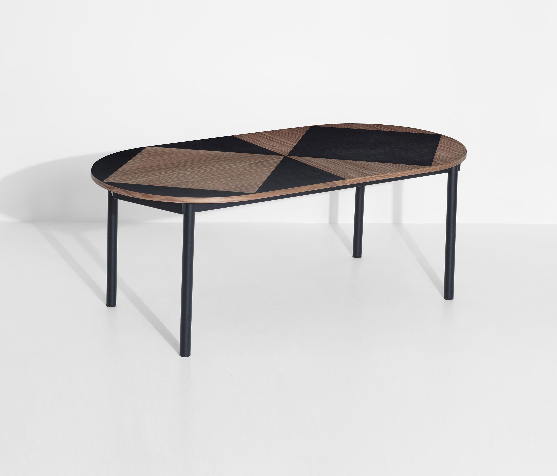 Tavla  Oval extensible table  Architonic