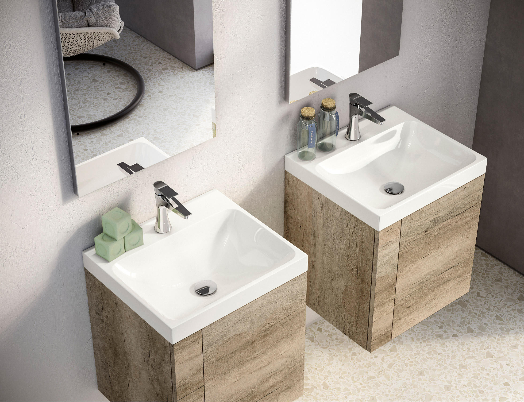 Compact 01 Mobili Lavabo Gb Group Architonic