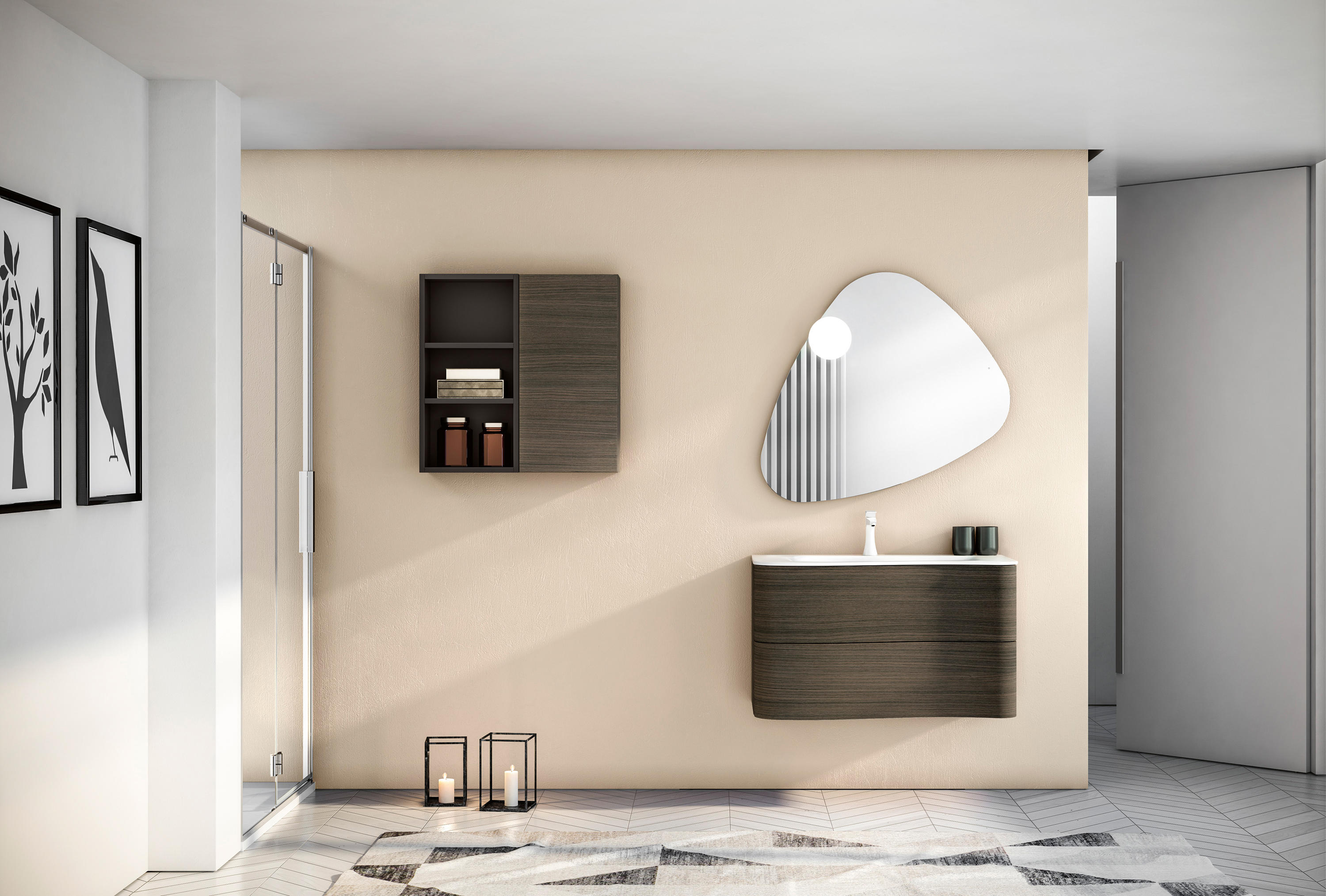 Onda 01 Wall Cabinets From Gb Group Architonic