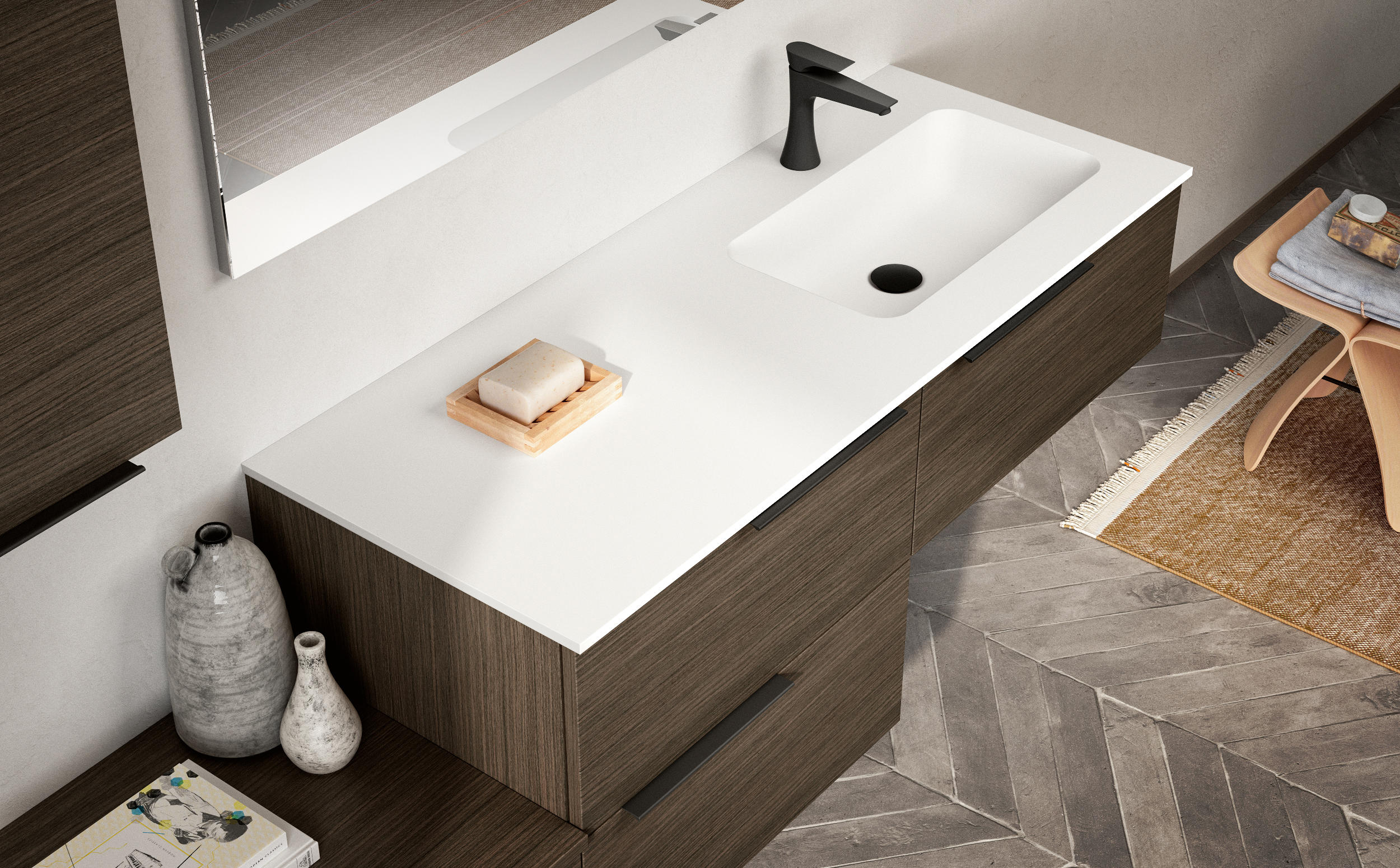 Uniq System 01 Wall Cabinets From Gb Group Architonic