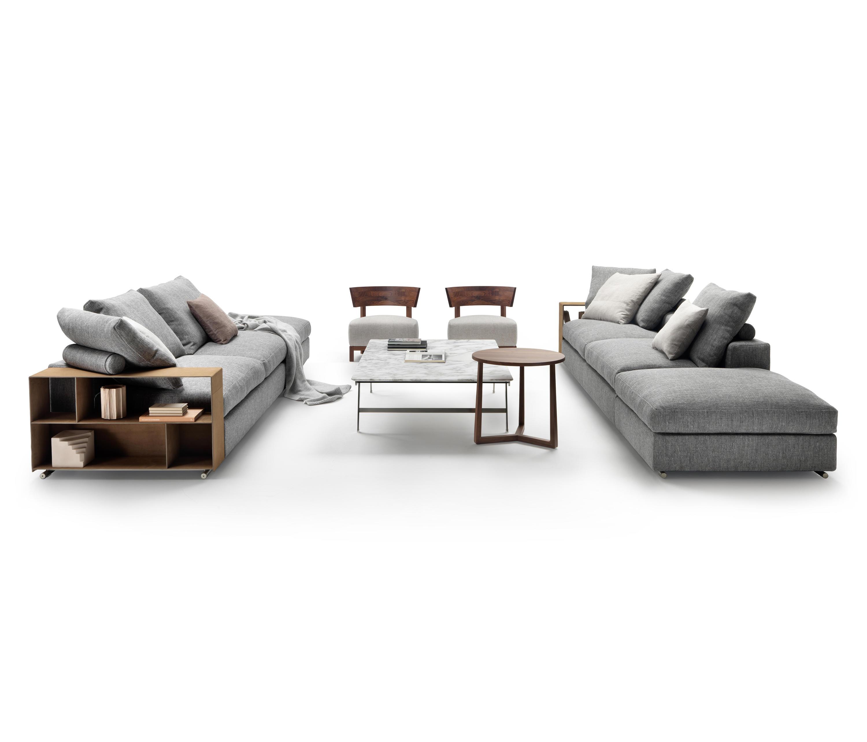 Groundpiece Sofas From Flexform Architonic
