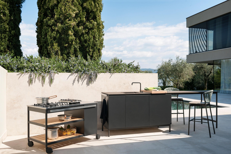 Norma Outdoor Kitchen Designer Furniture Architonic