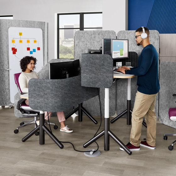 Flex appeal: Flex collection from Steelcase