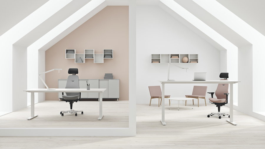 It's work, but not as we know it: KINNARPS workspace solutions | News