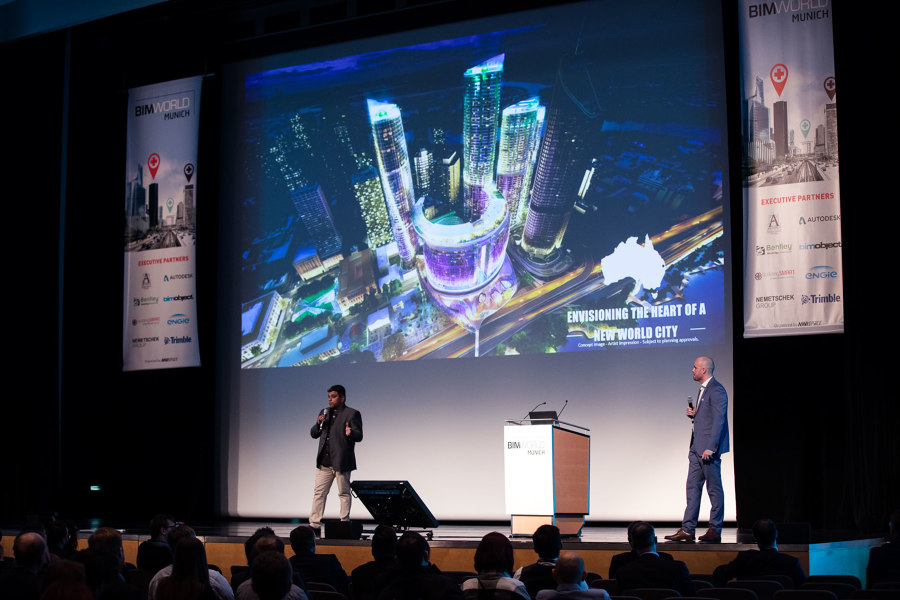 BIM me up: BIM World MUNICH 2018 | News