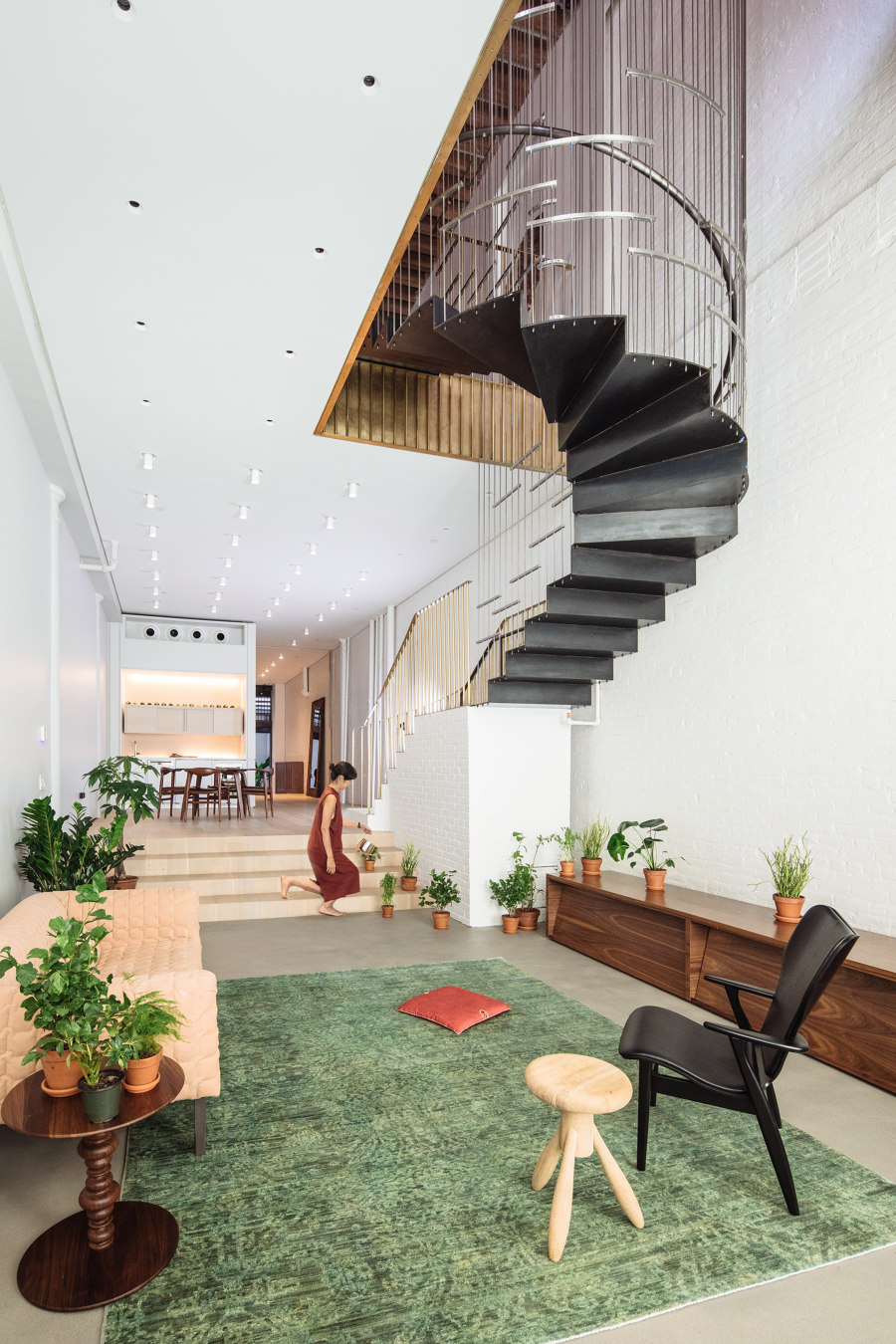 Friends in high places: loft living | News
