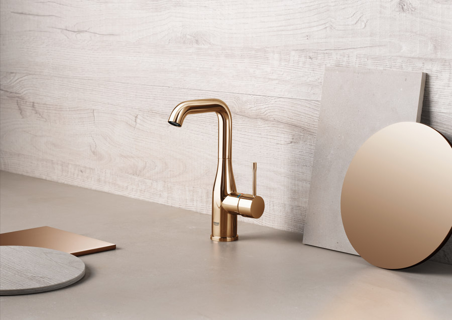 Power Palette: GROHE SPA Colours | News